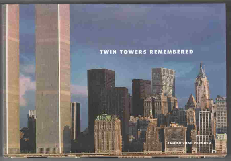 Image for Twin Towers Remembered