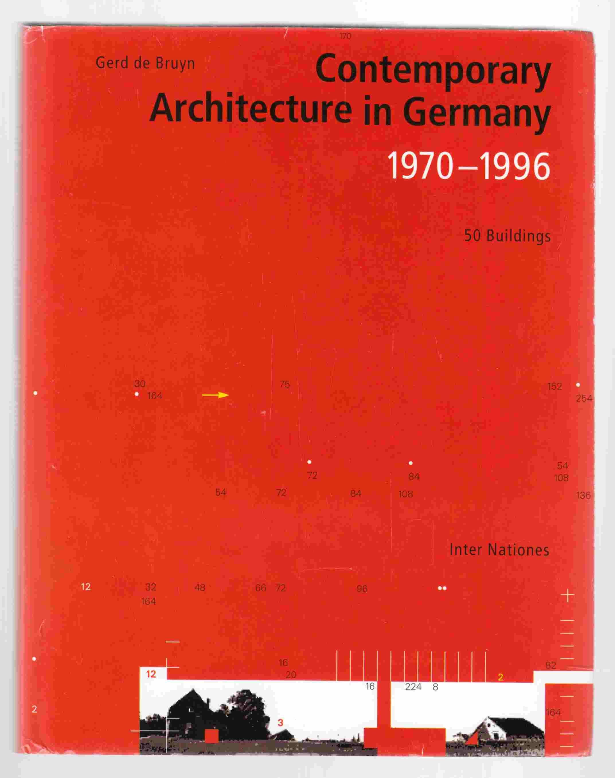 Image for Contemporary Architecture in Germany 1970-1996 50 Buildings