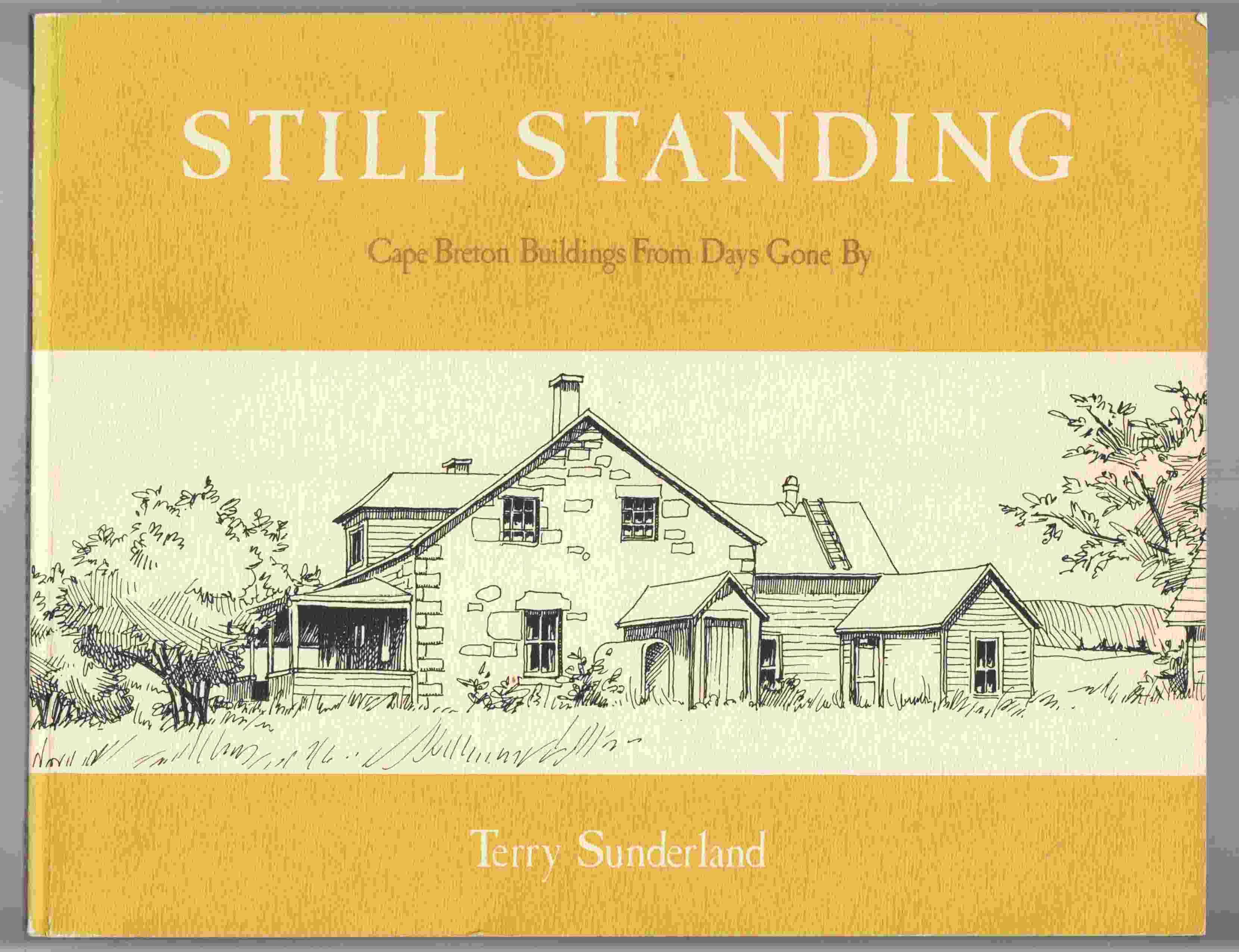 Image for Still Standing Cape Breton Buildings from Days Gone By
