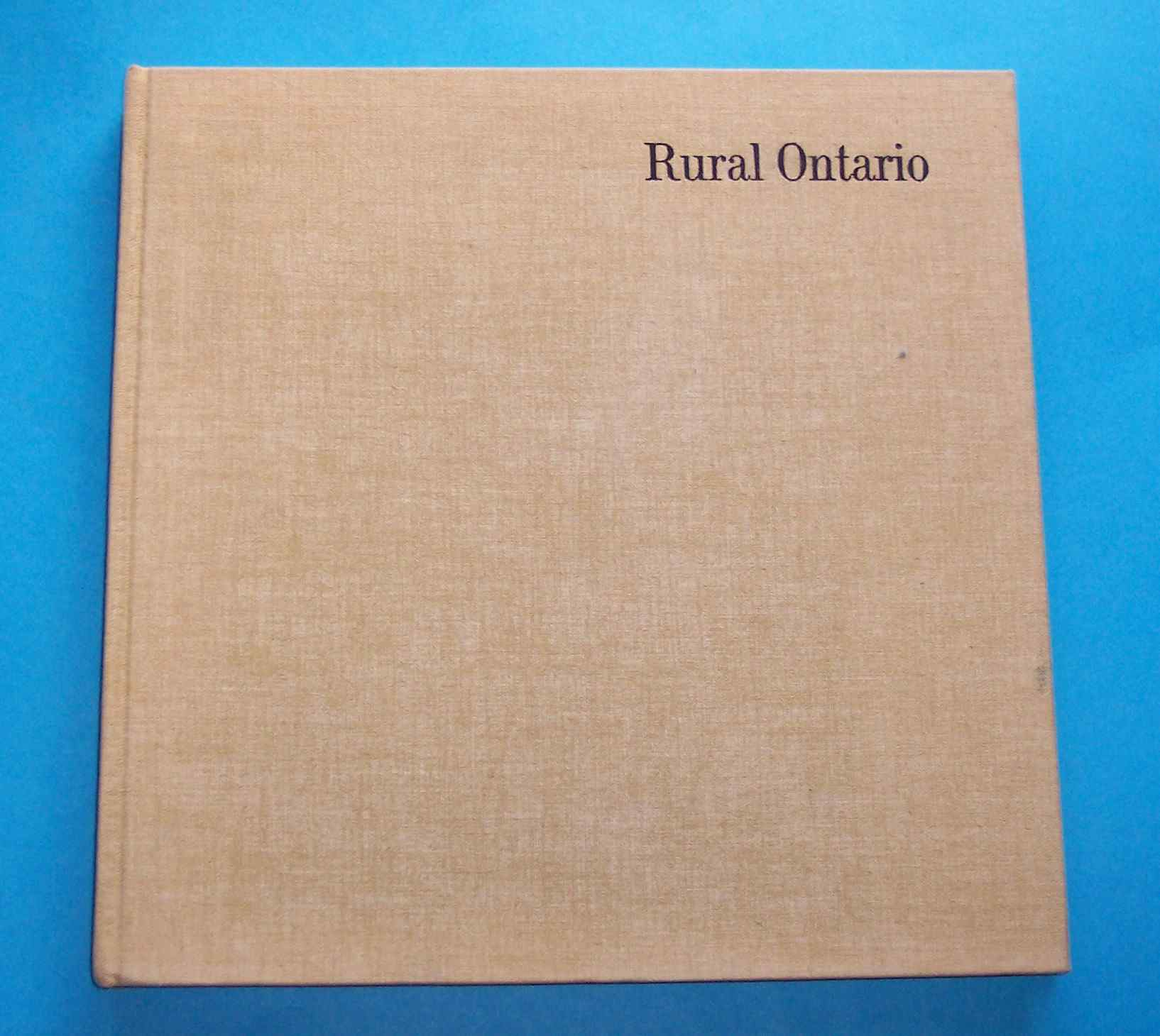Image for Rural Ontario