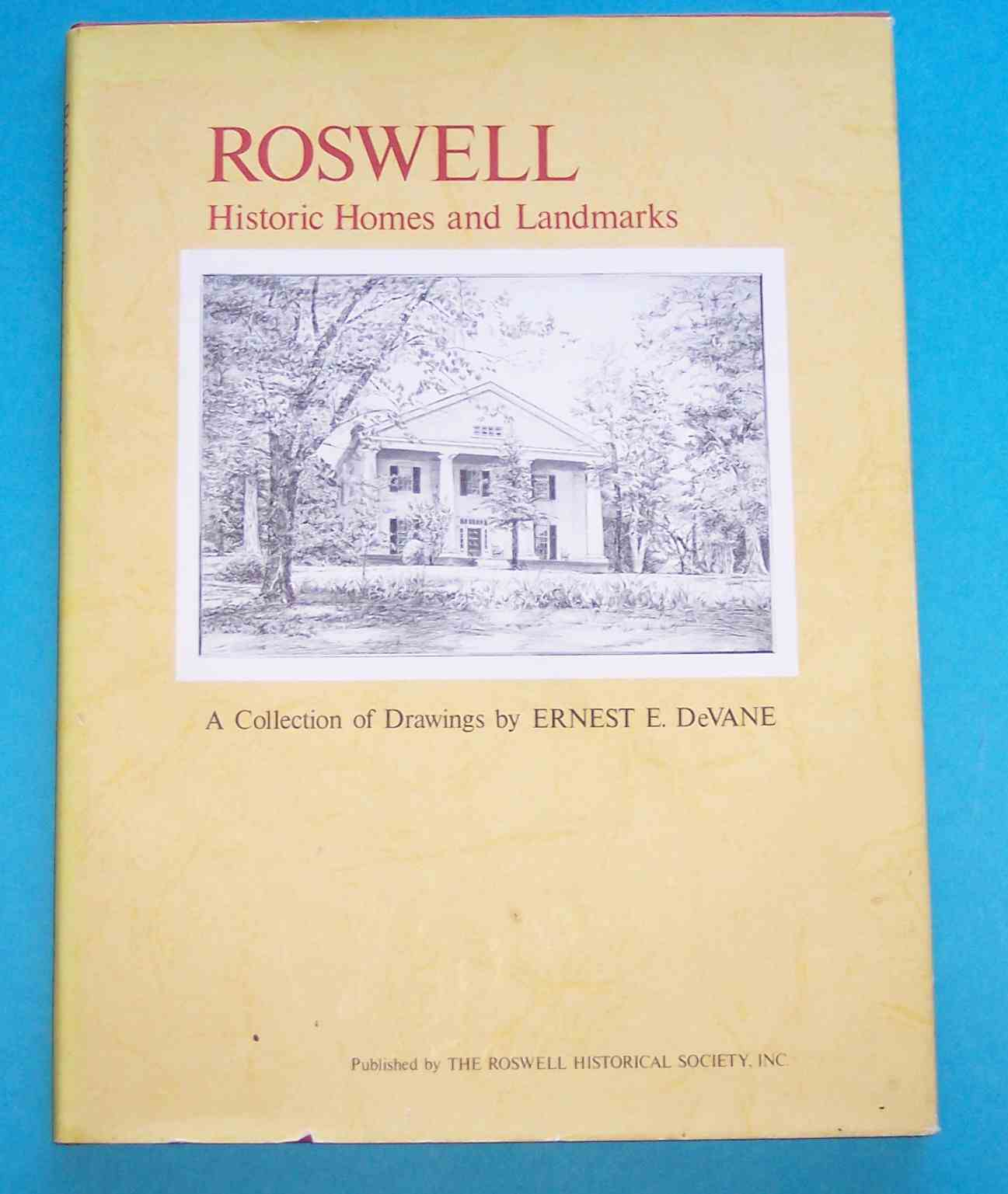 Image for Roswell Historic Homes and Landmarks