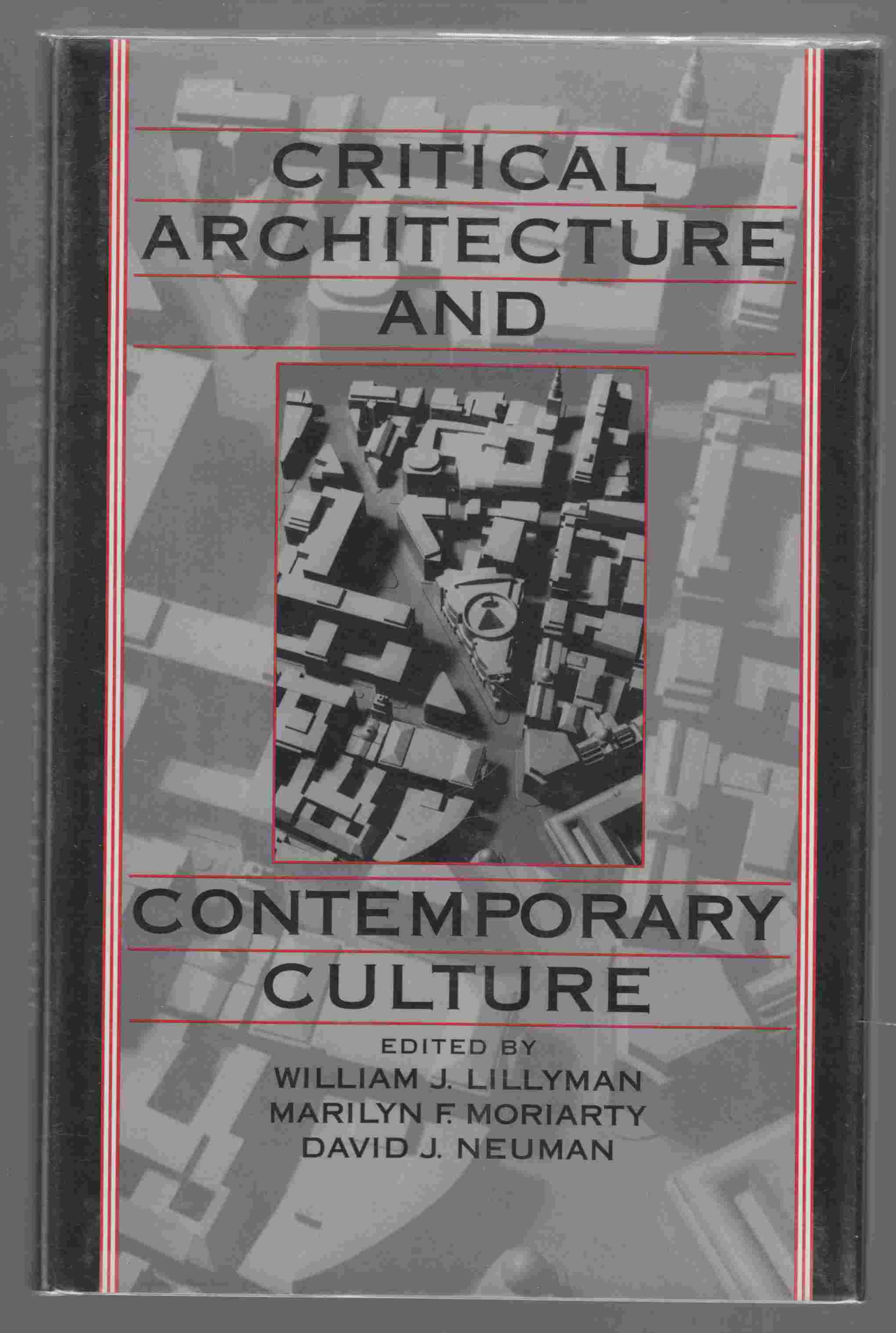 Image for Critical Architecture and Contemporary Culture