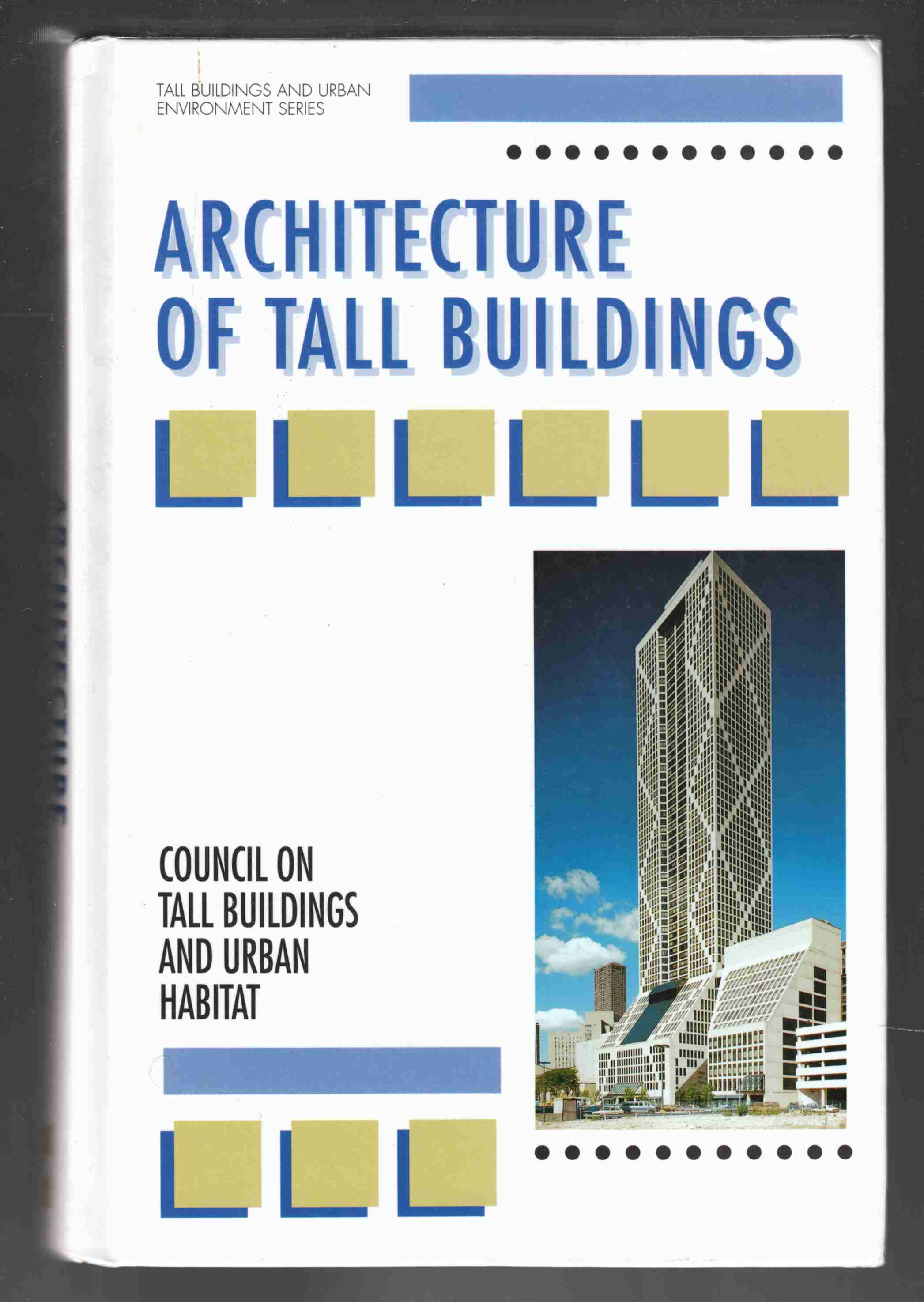Image for Architecture of Tall Buildings