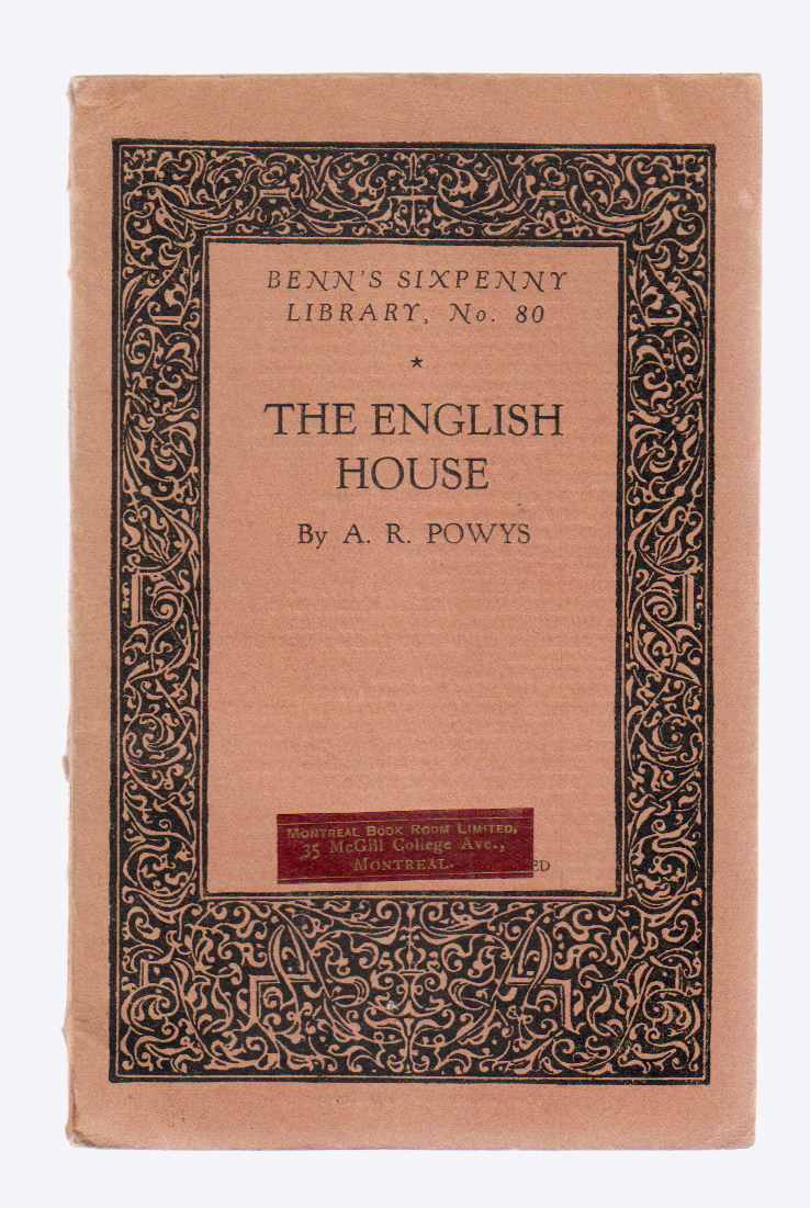Image for The English House