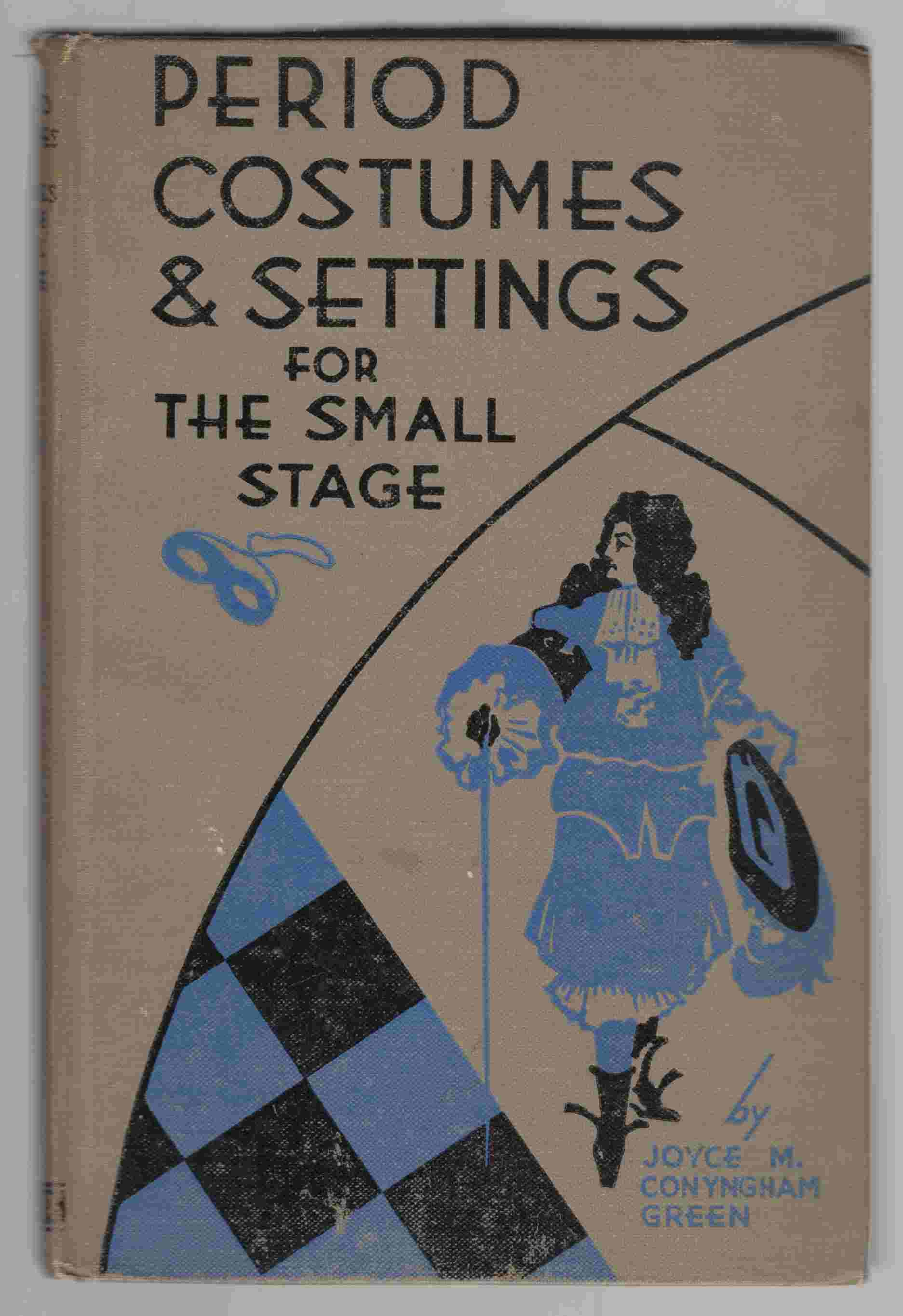 Image for Period Costumes and Settings for the Small Stage
