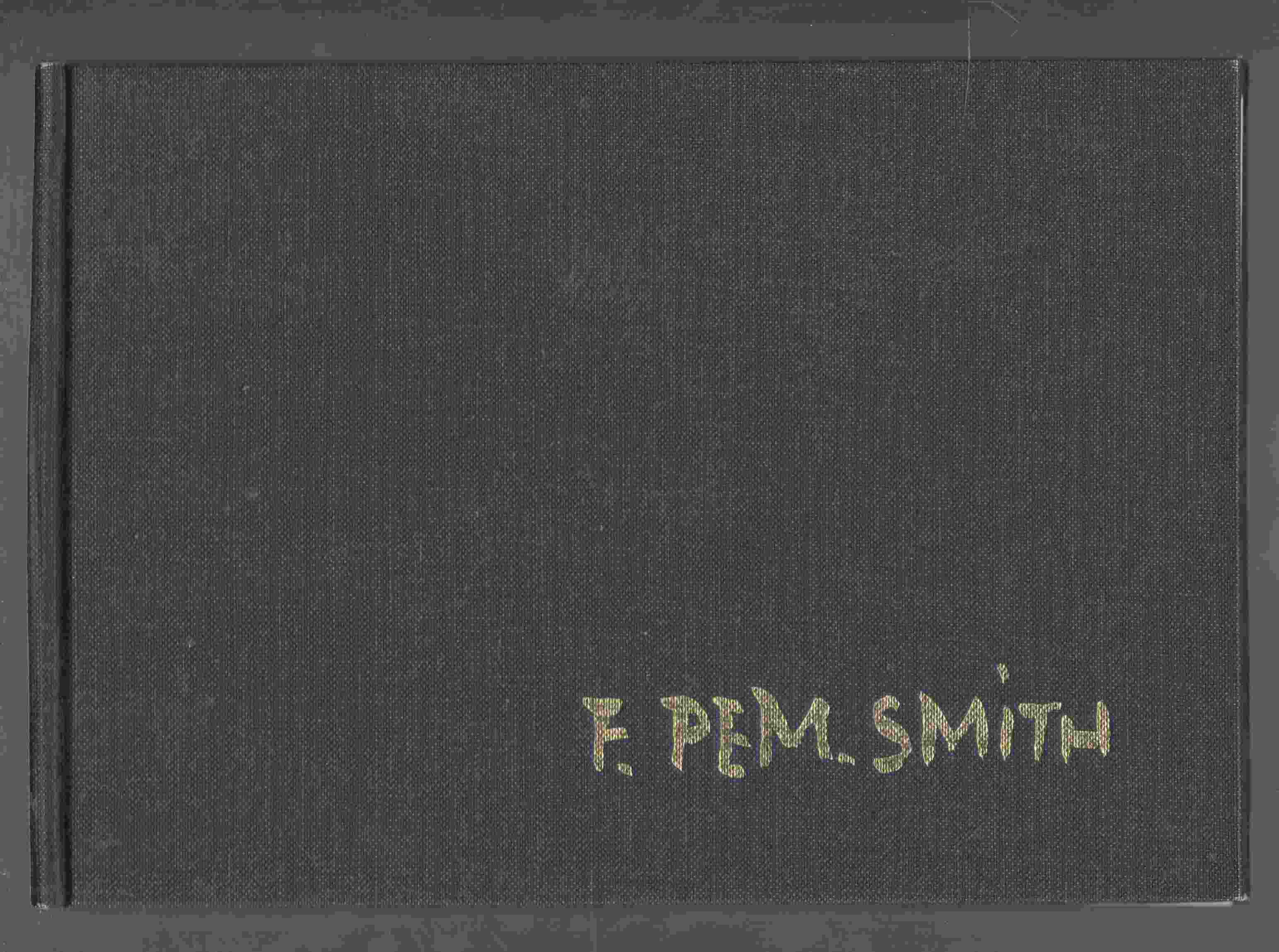 Image for Freda Pemberton Smith Her Work