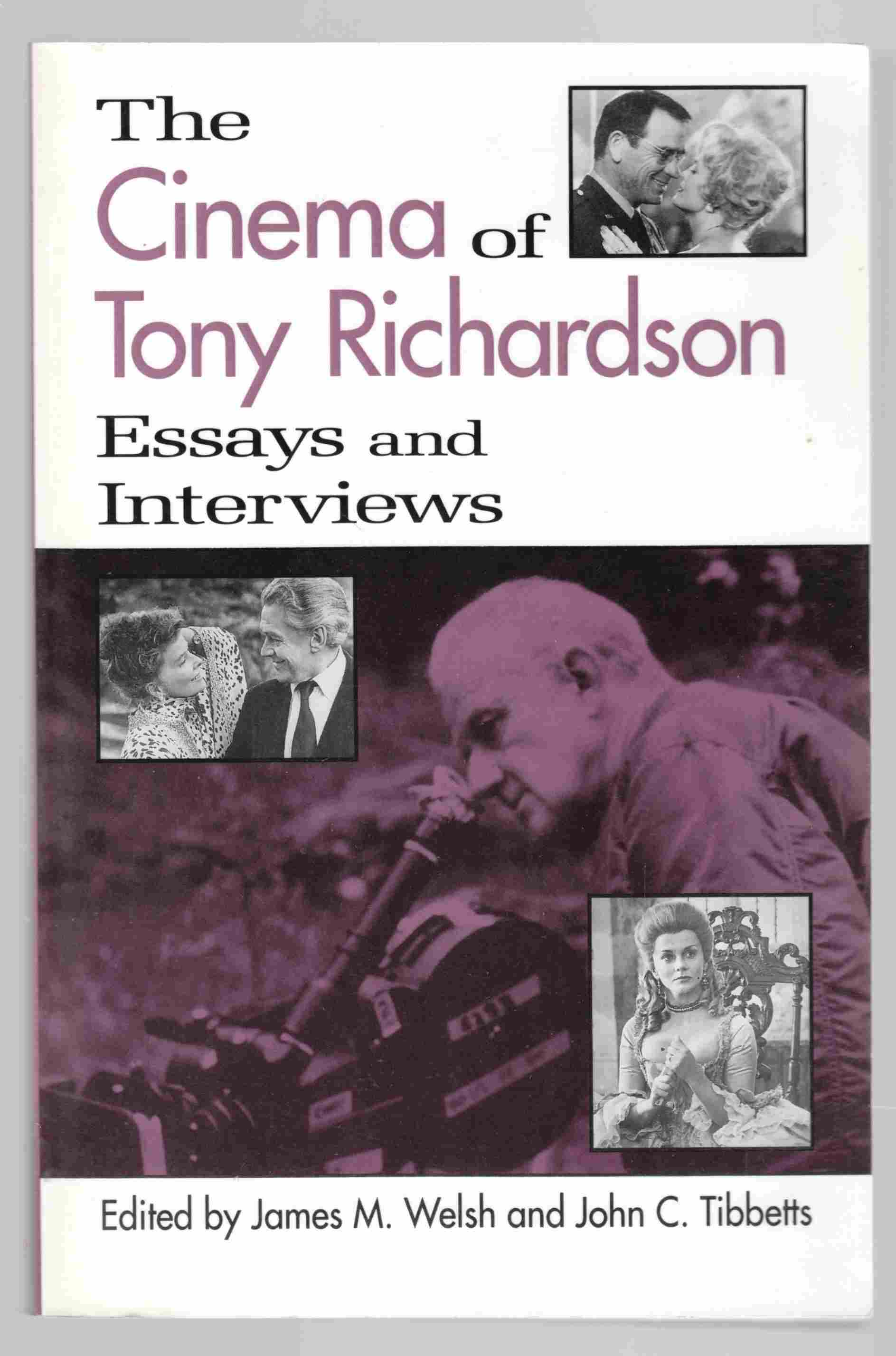 Image for The Cinema of Tony Richardson Essays and Interviews