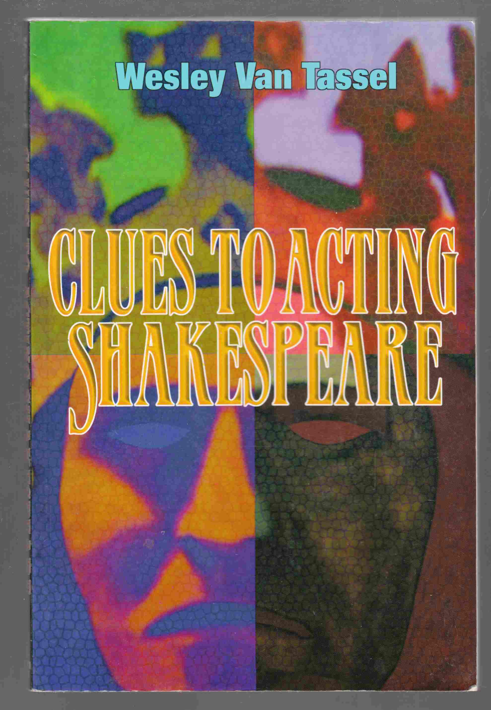 Image for Clues to Acting Shakespeare