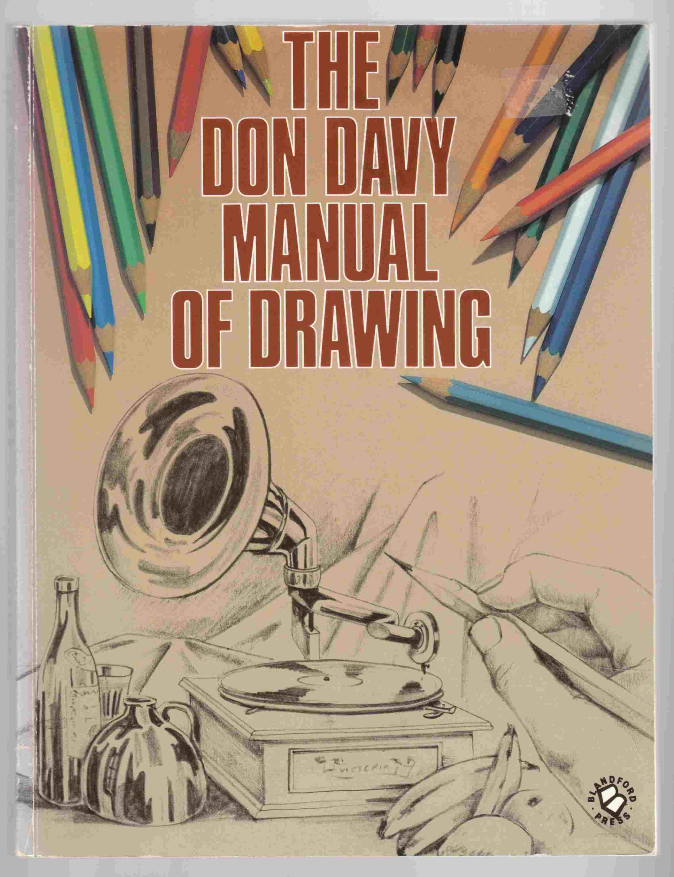 Image for The Don Davy Manual of Drawing