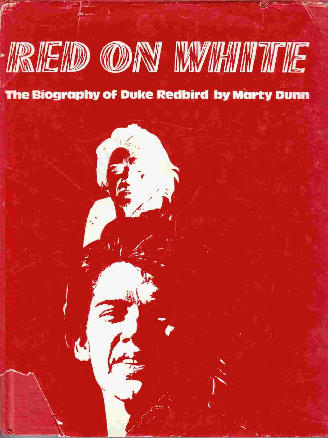 Image for Red on White The Biography of Duke Redbird