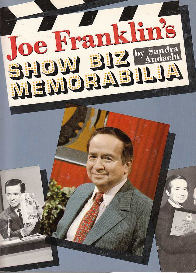 Image for Joe Franklin's Show Biz Memorabilia