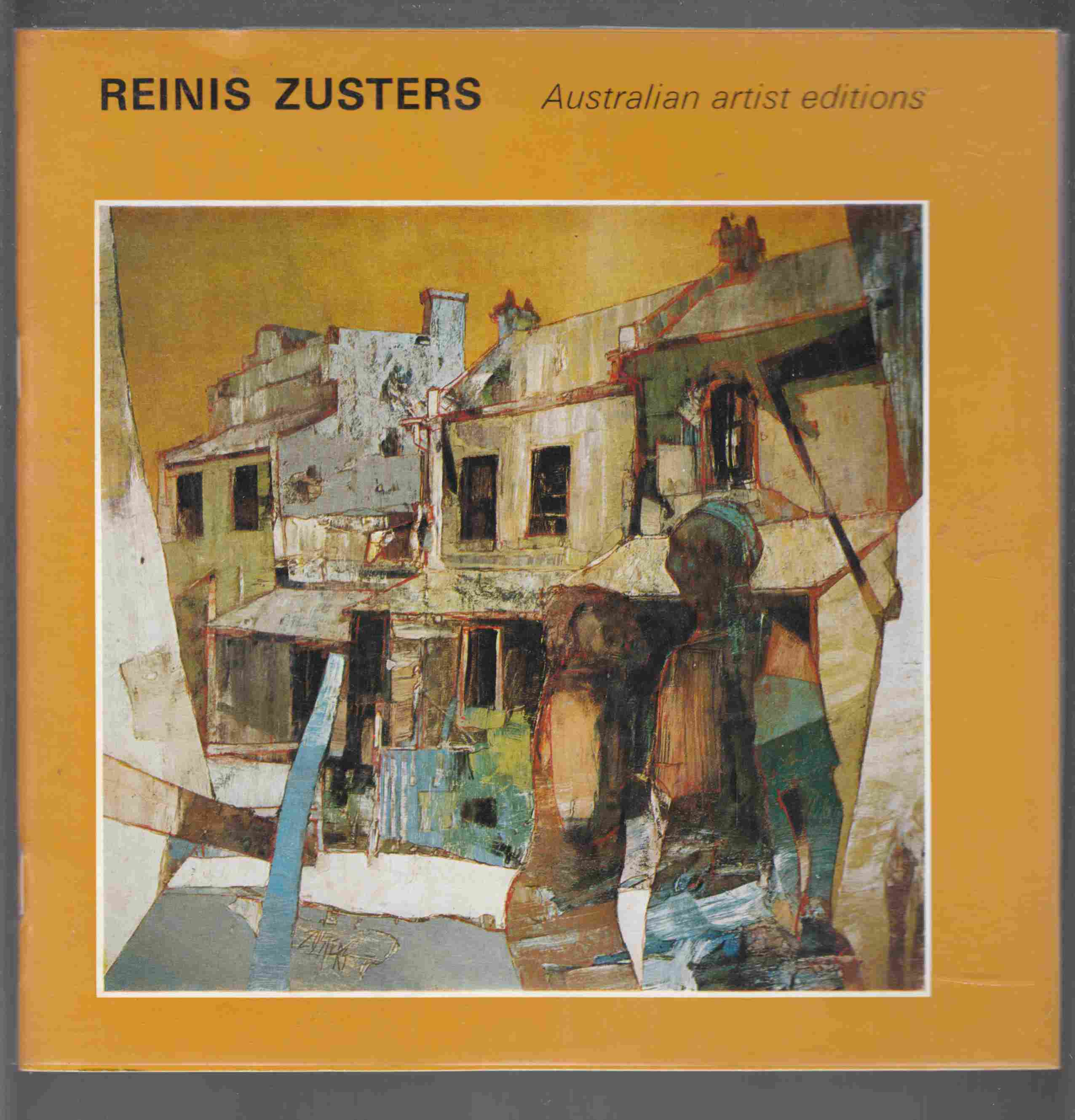 Image for Australian Artist Editions: Reinis Zusters