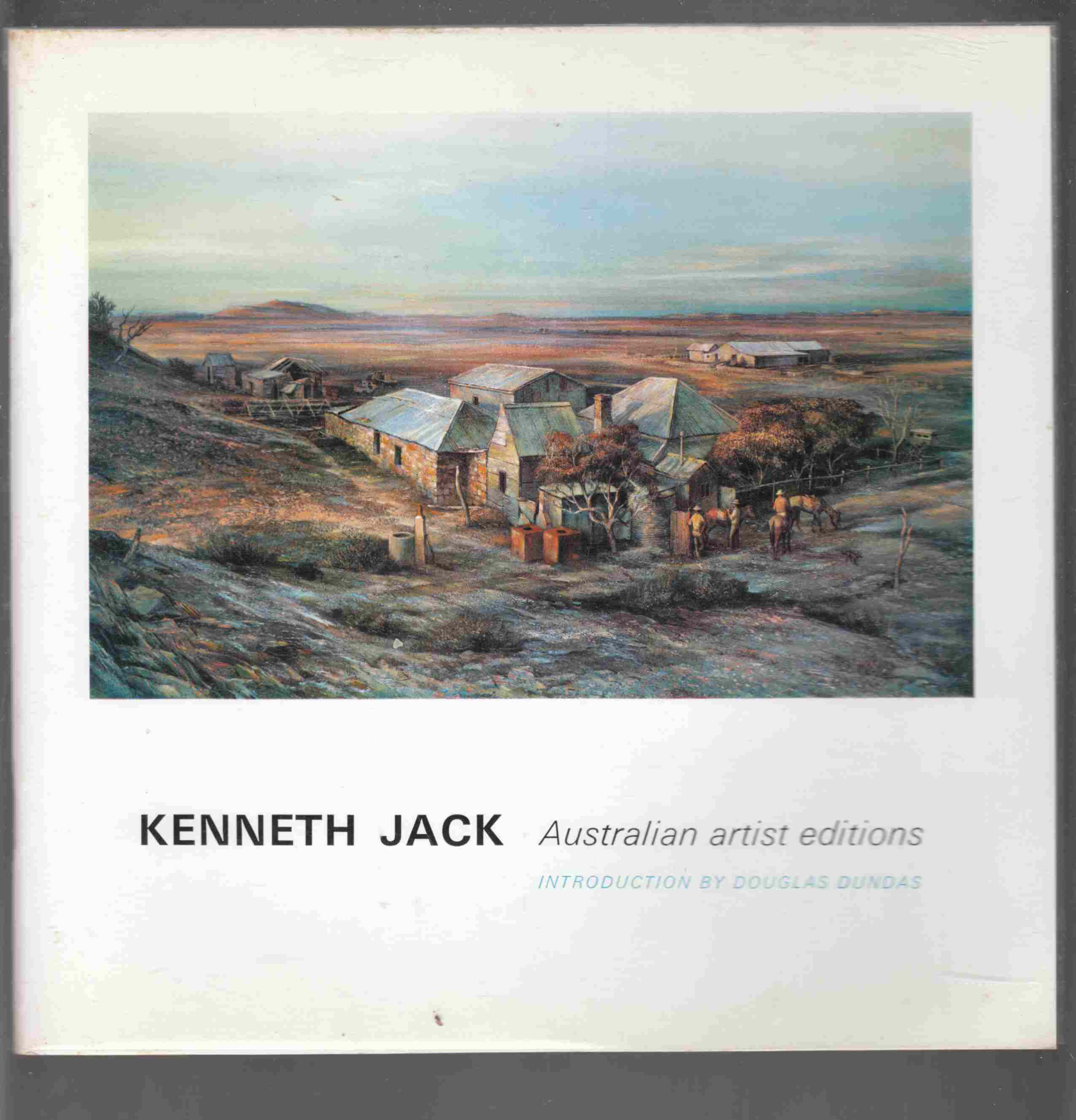 Image for Australian Artist Editions: Kenneth Jack