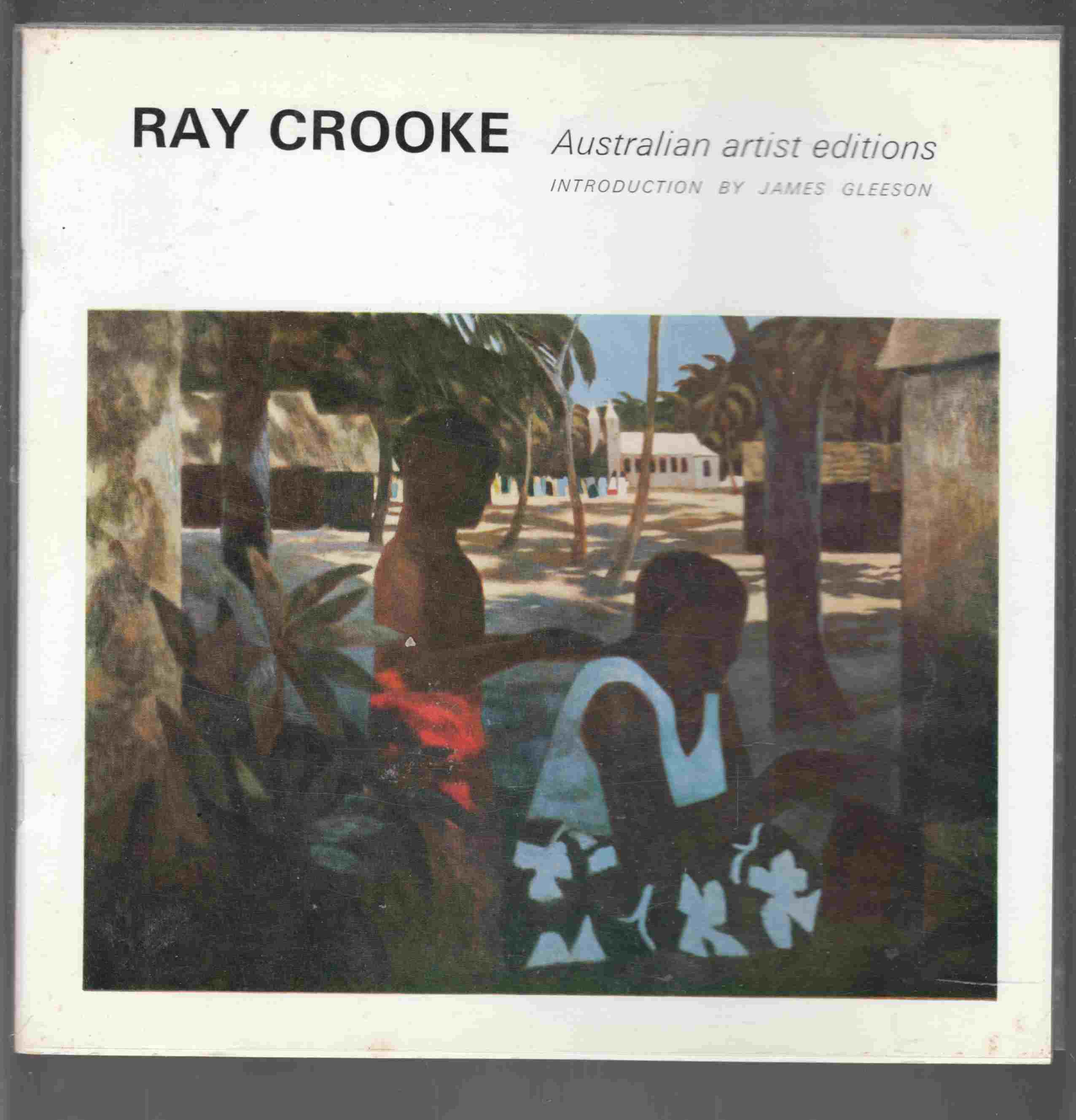 Image for Australian Artist Editions: Ray Crooke
