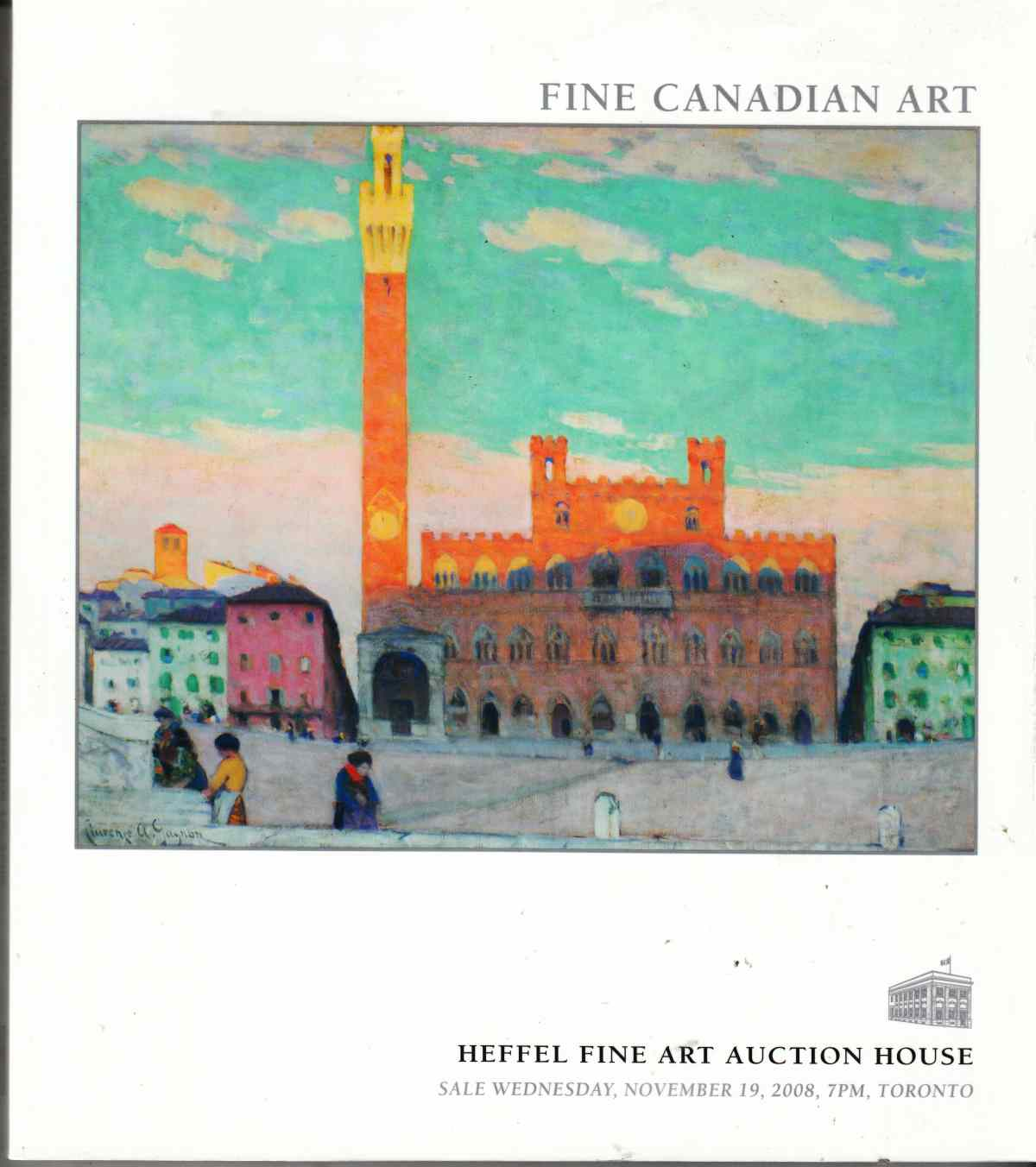 Image for Fine Canadian Art Auction November 2008