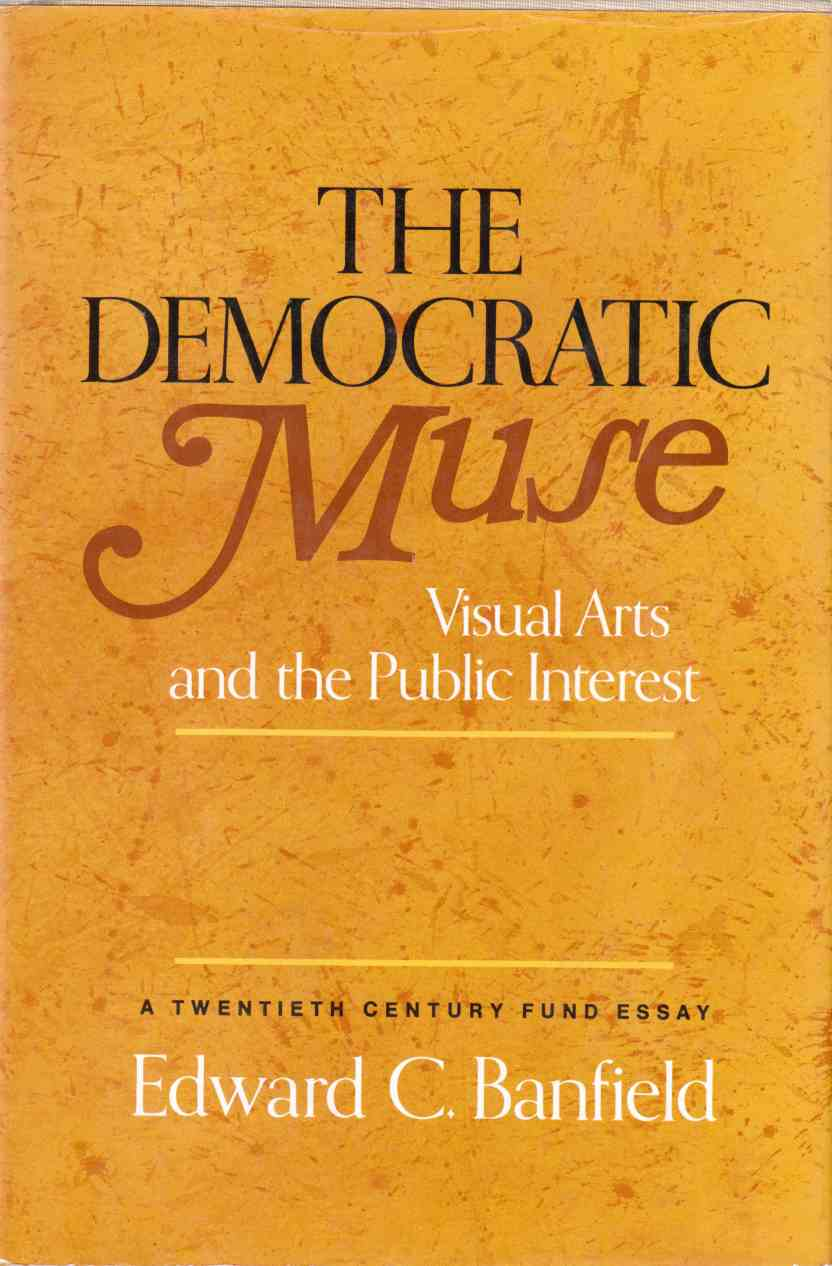 Image for The Democratic Muse Visual Arts and the Public Interest
