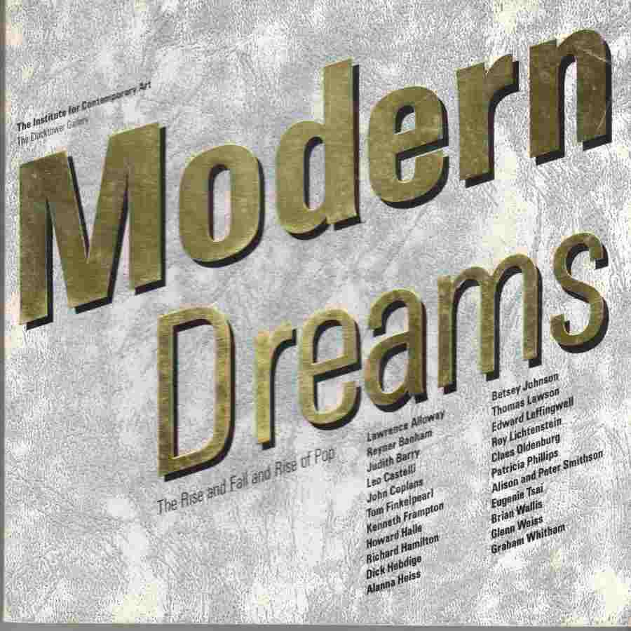 Image for Modern Dreams:  The Rise and Fall and Rise of Pop