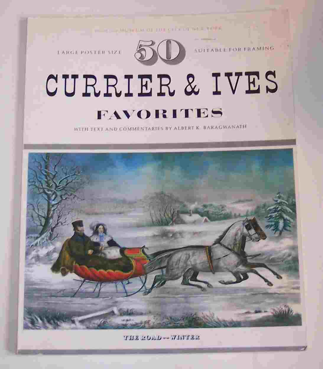 Image for 50 Currier & Ives Favourites