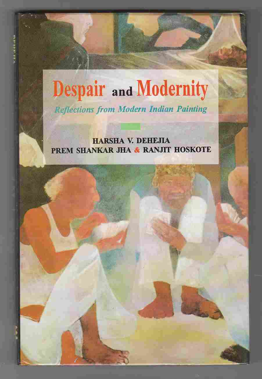 Image for Despair and Modernity Reflections from Modern Indian Painting