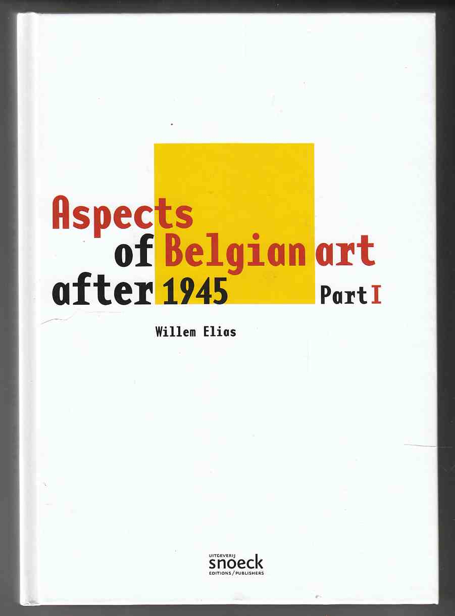 Image for Aspects of Belgian Art after 1945 Part I