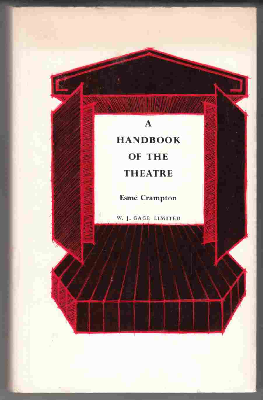 Image for A Handbook of the Theatre