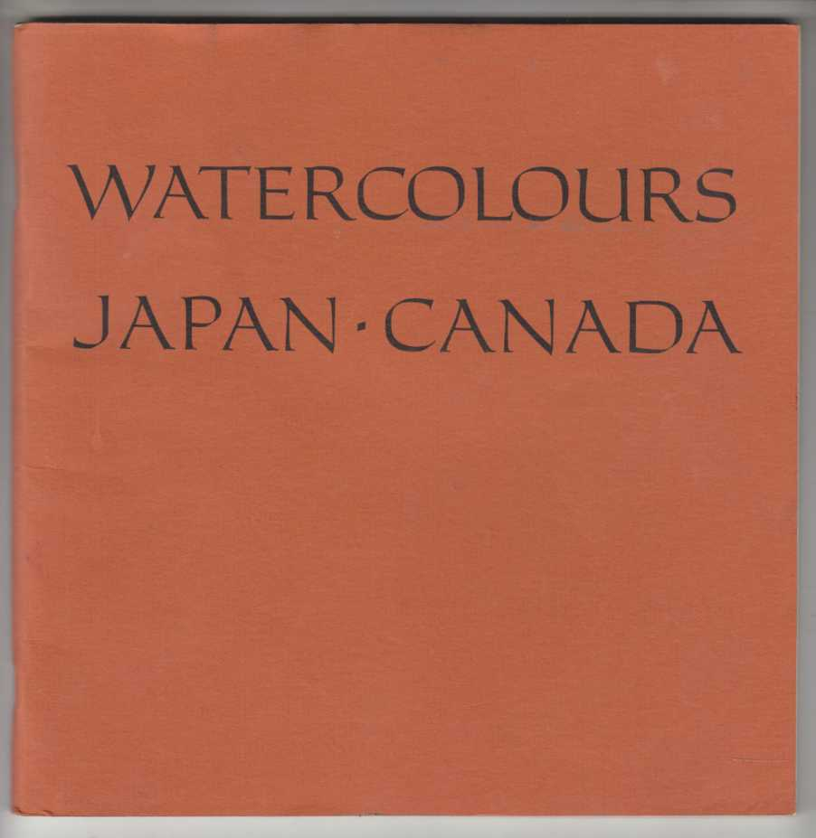 Image for Watercolours Japan - Canada