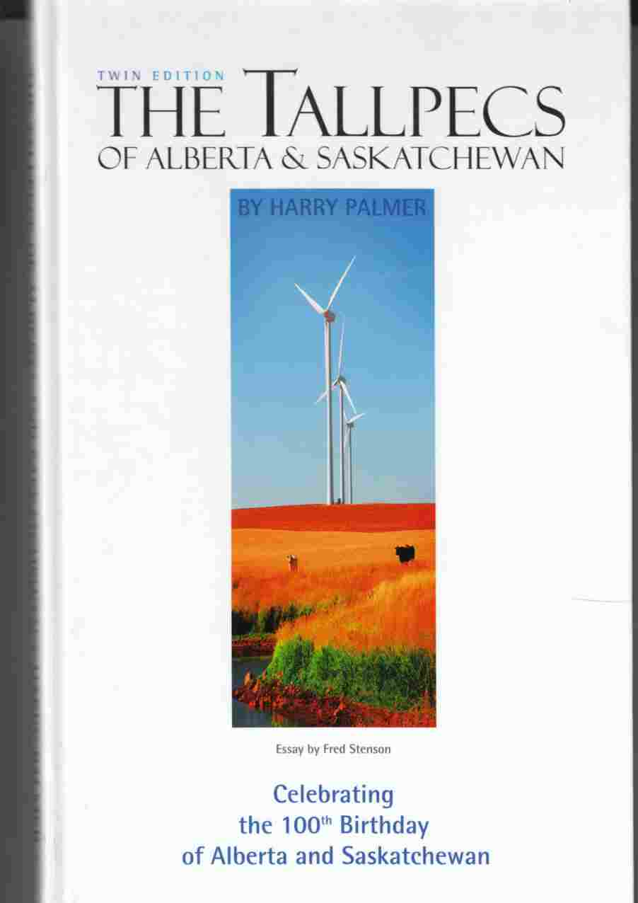 Image for The Talpecs of Alberta and Saskatchewan Twin Edition