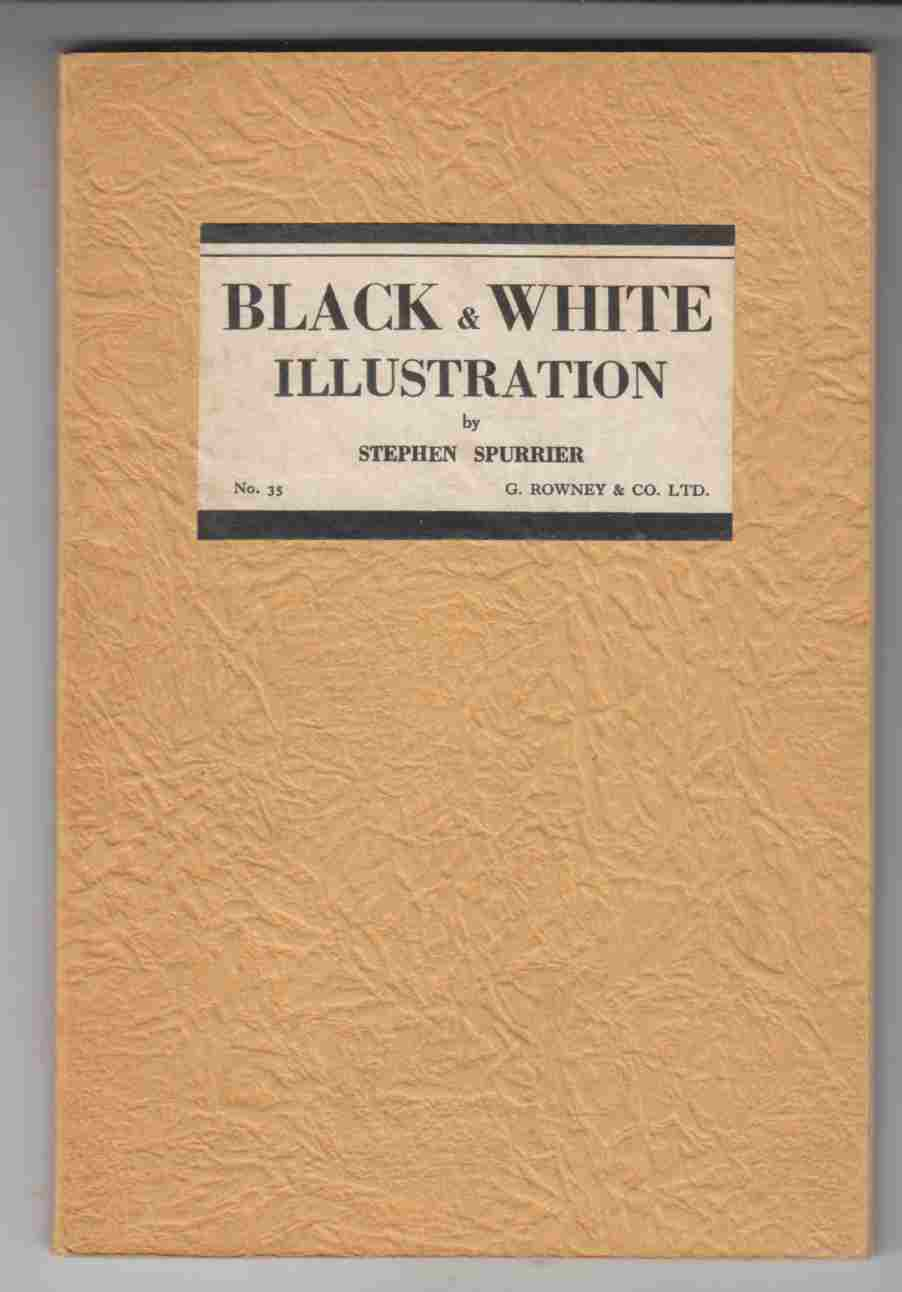 Image for Black and White.  A Manual of Illustration
