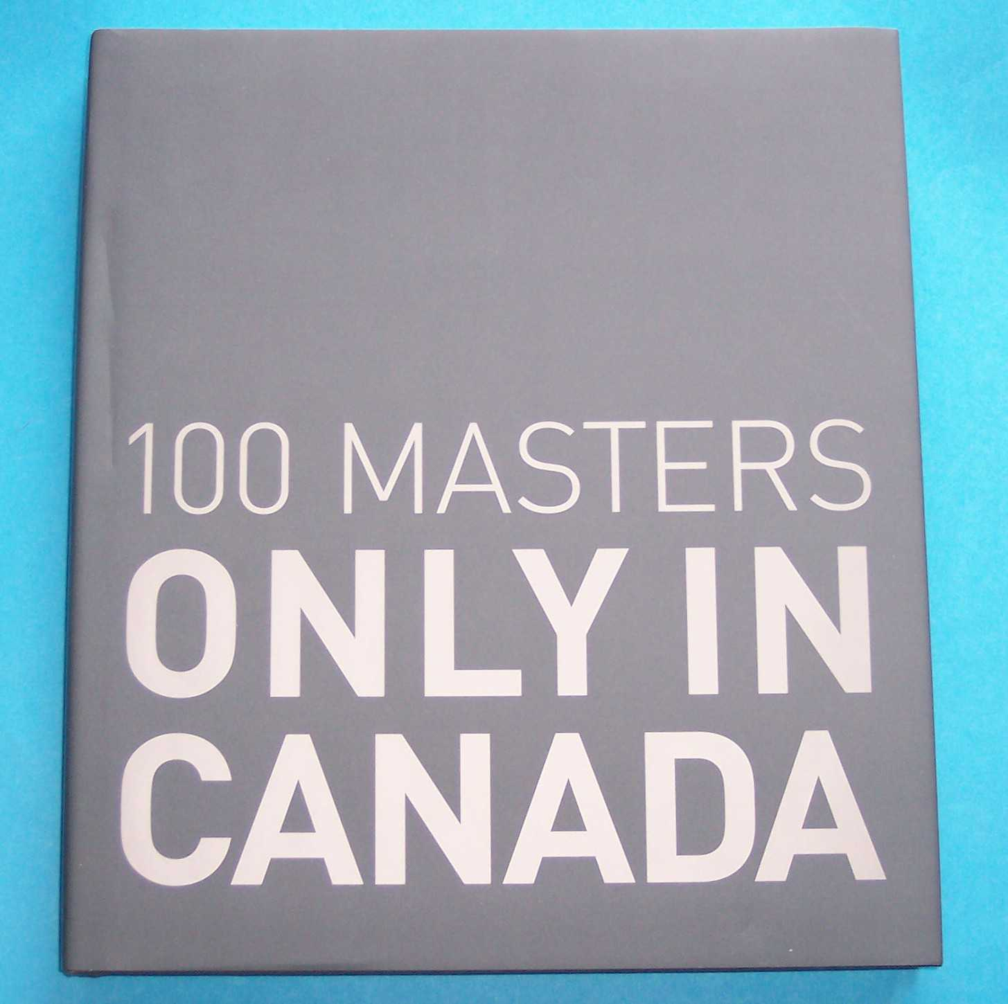 Image for 100 Masters Only in Canada