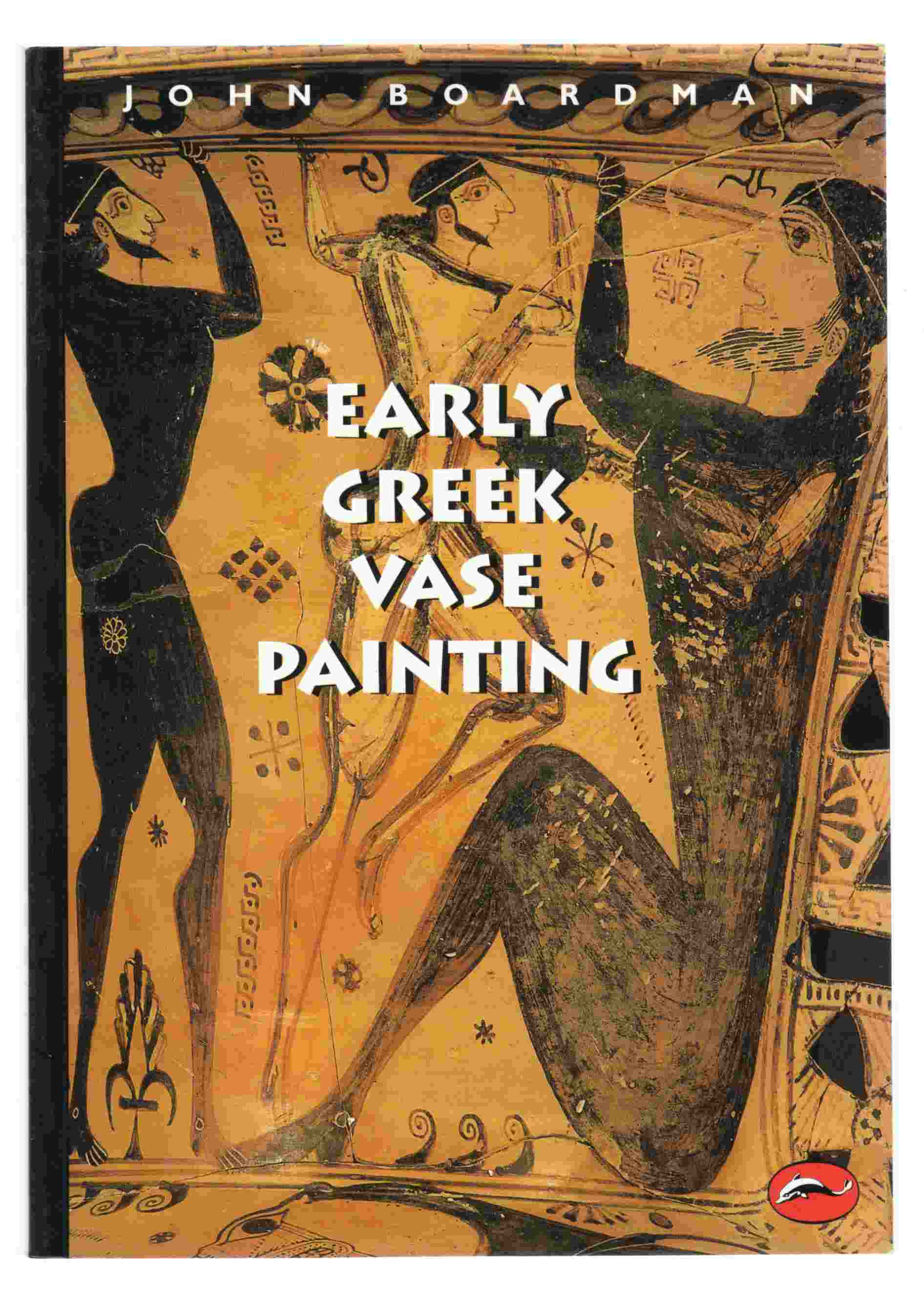 Image for Early Greek Vase Painting