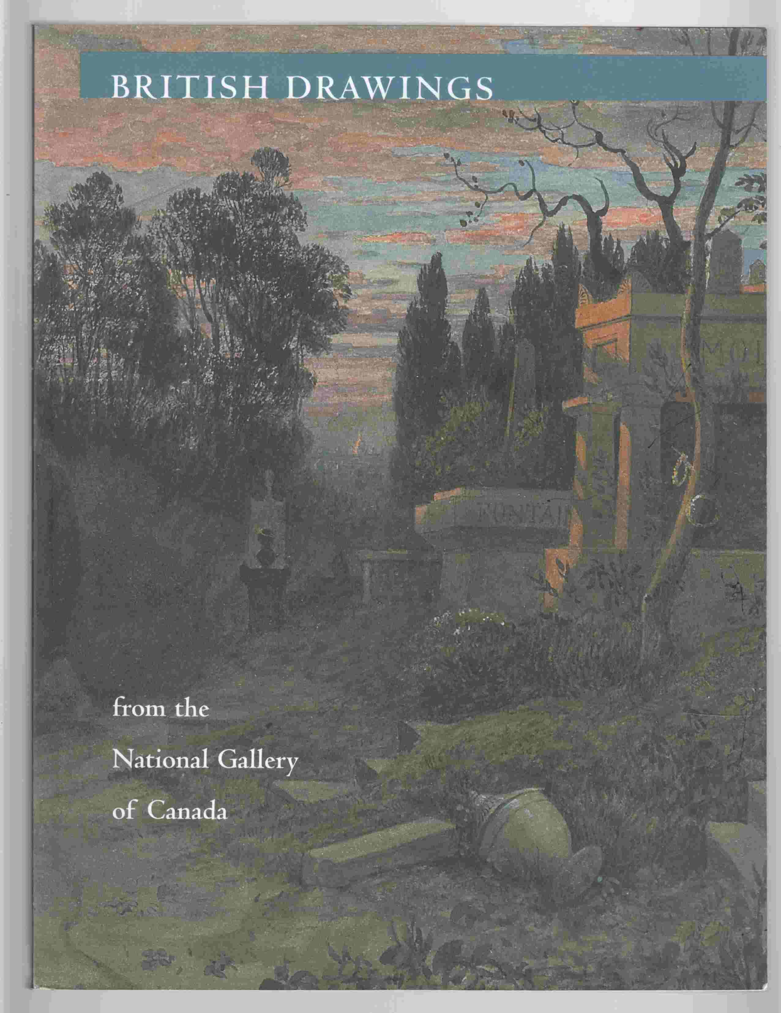 Image for British Drawings from the National Gallery of Canada