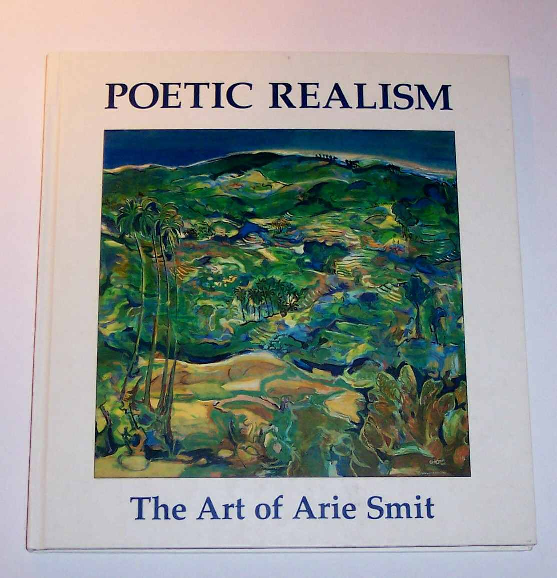 Image for Poetic Realism The Art of Arie Smit