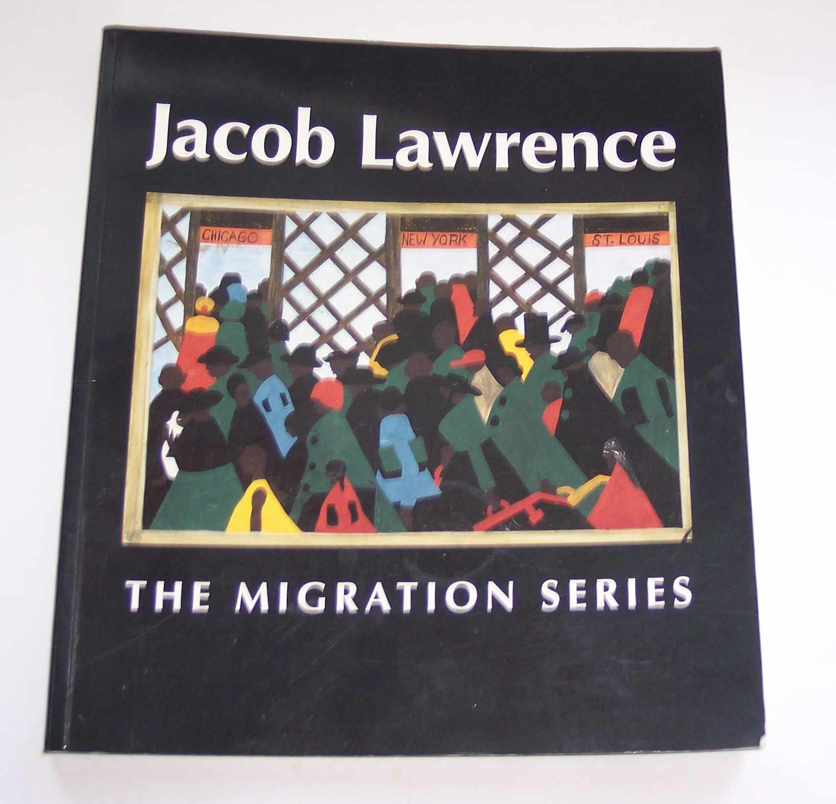 Image for Jacob Lawrence The Migration Series