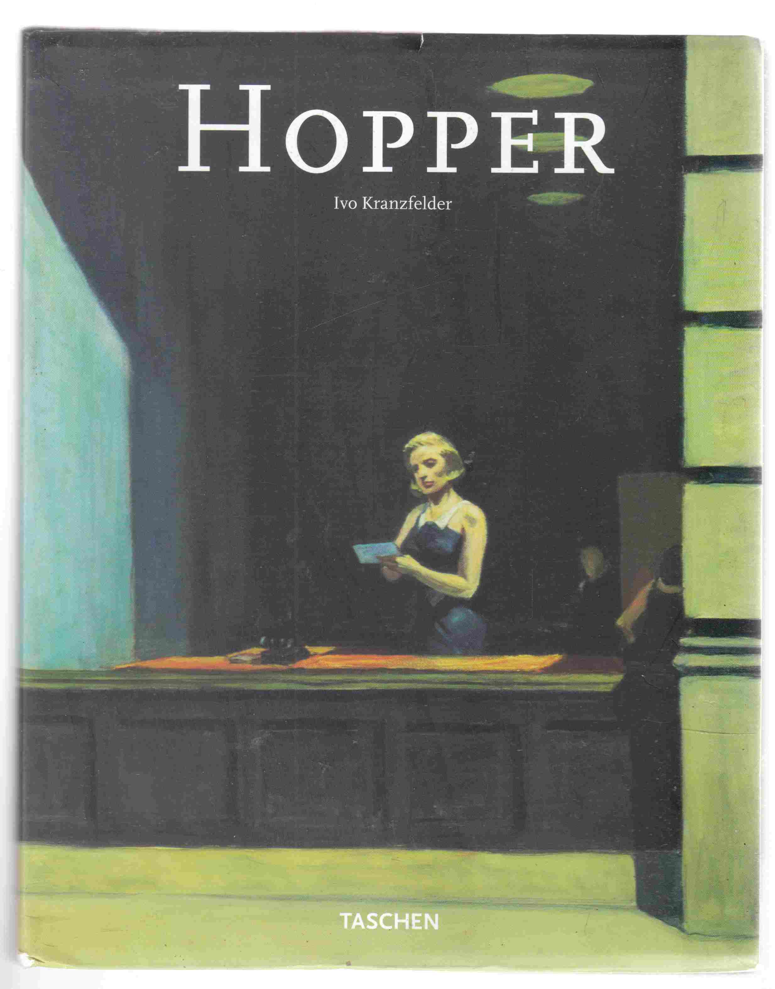 Image for Hopper 1882 - 1987 Vision of Reality