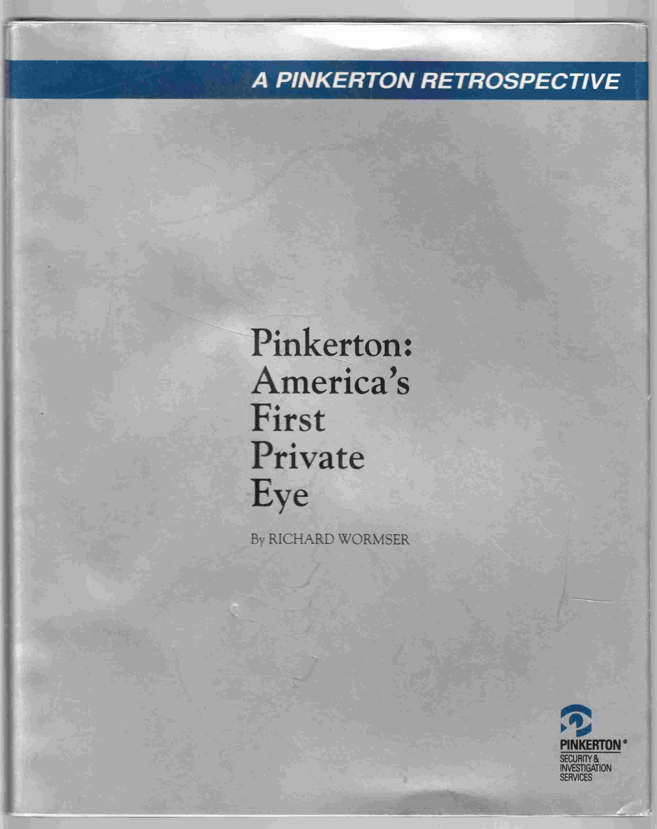 Image for Allan Pinkerton : America's First Private Eye