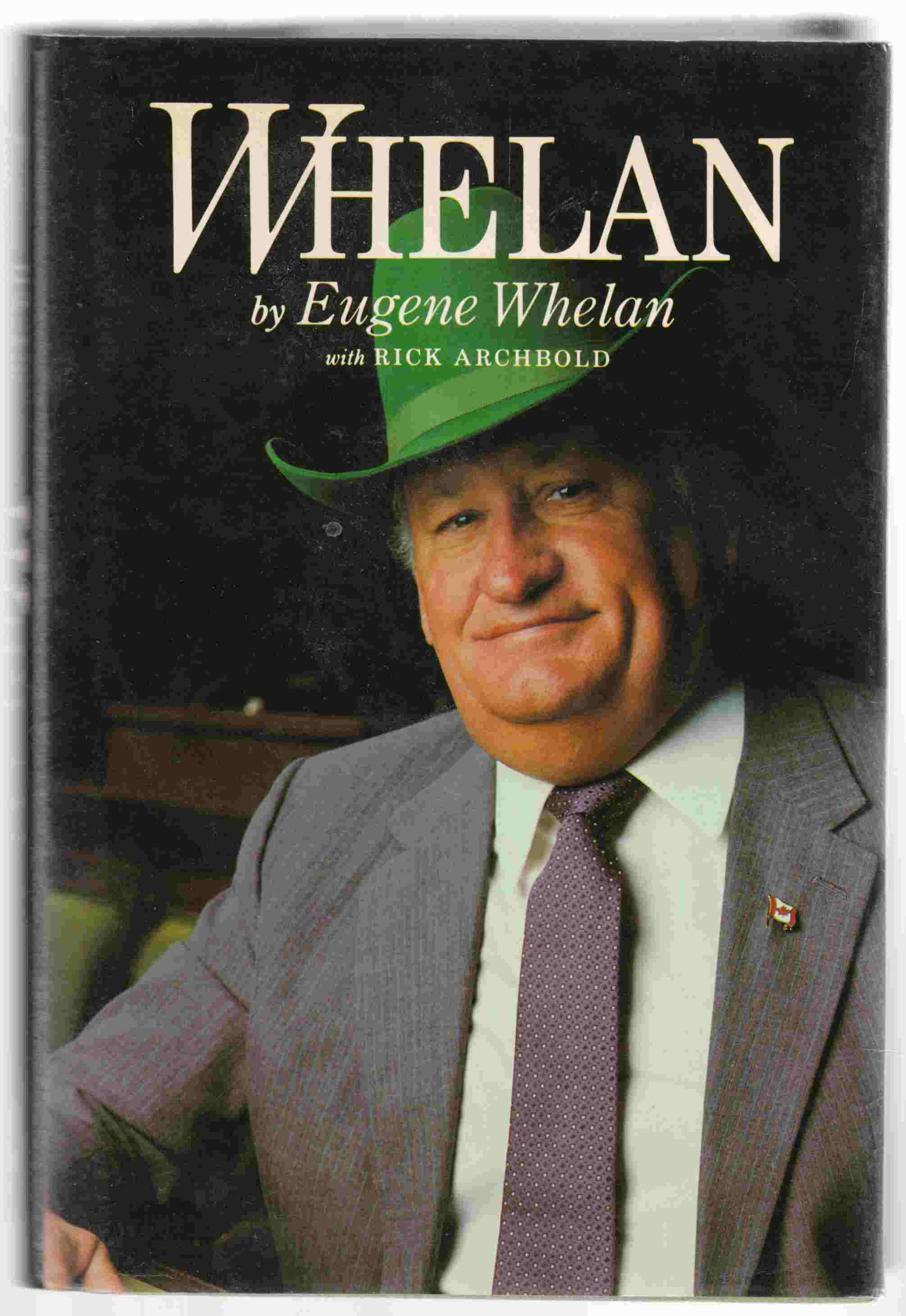 Image for Whelan: The Man in the Green Stetson