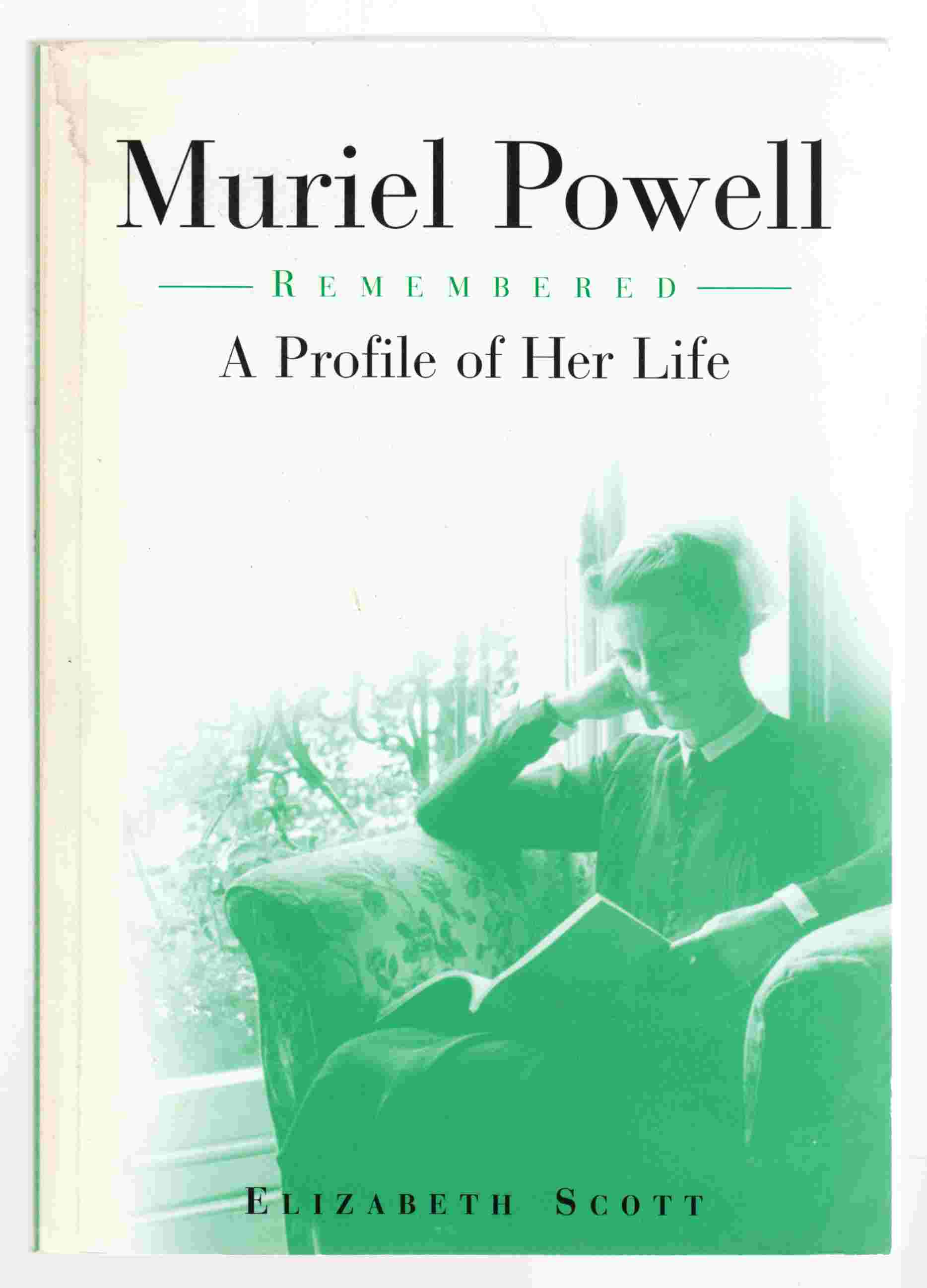 Image for Muriel Powell Remembered: A Profile of Her Life