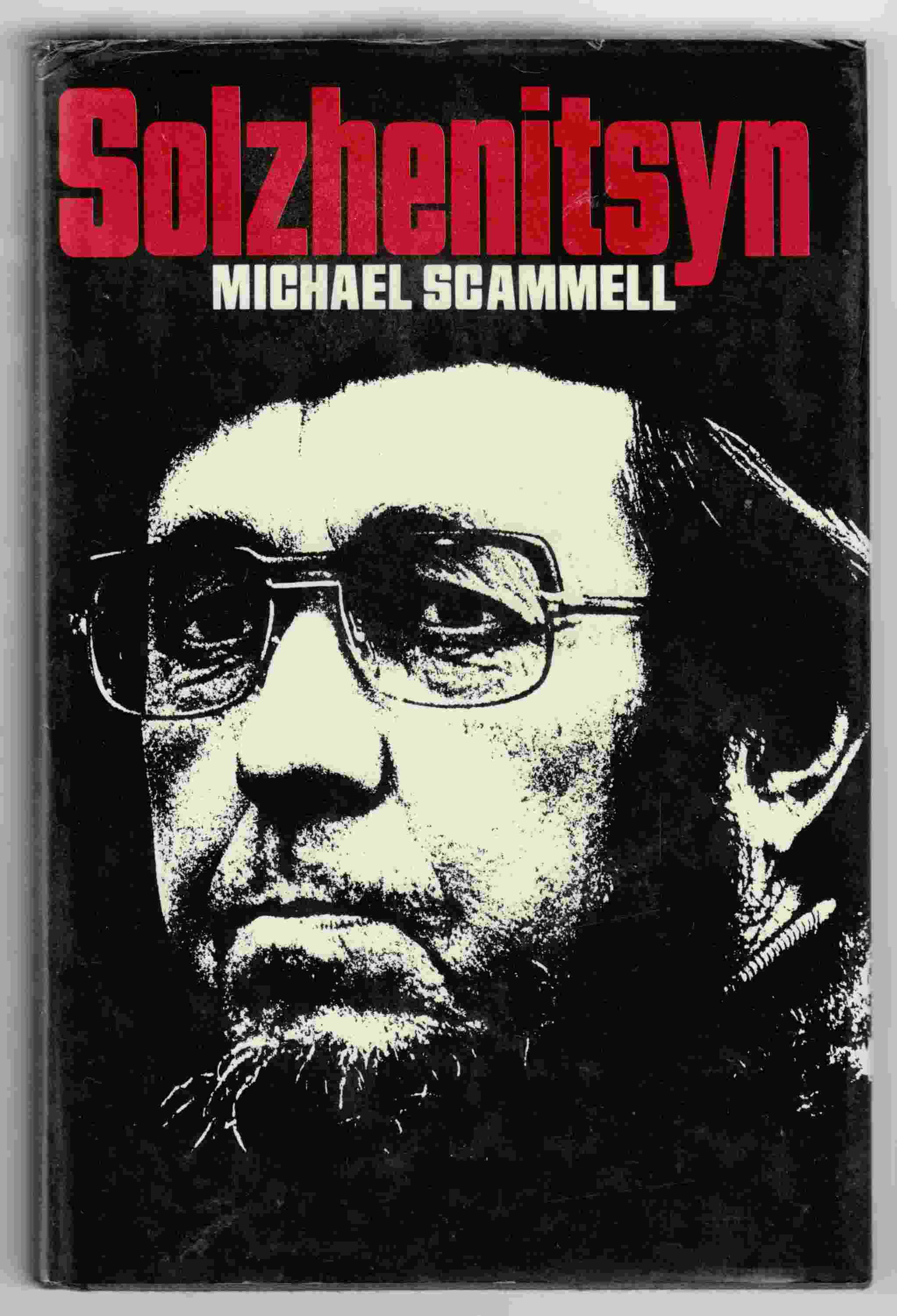 Image for Solzhenitsyn: A Biography