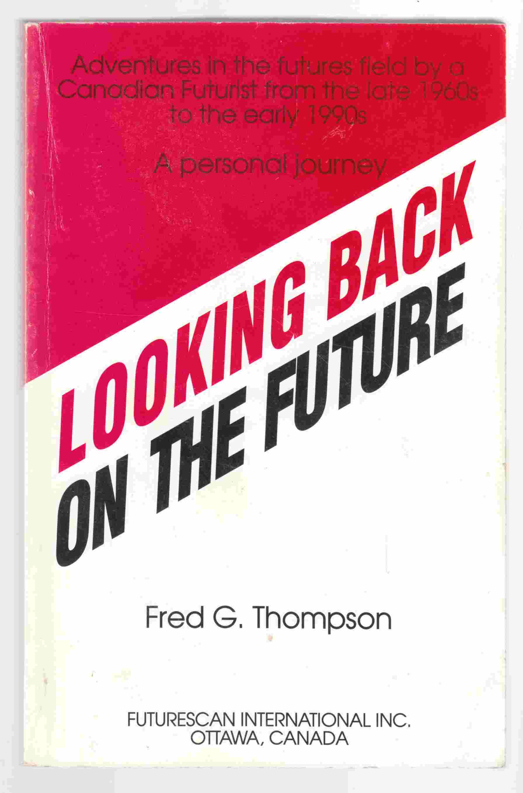 Image for Looking Back on the Future