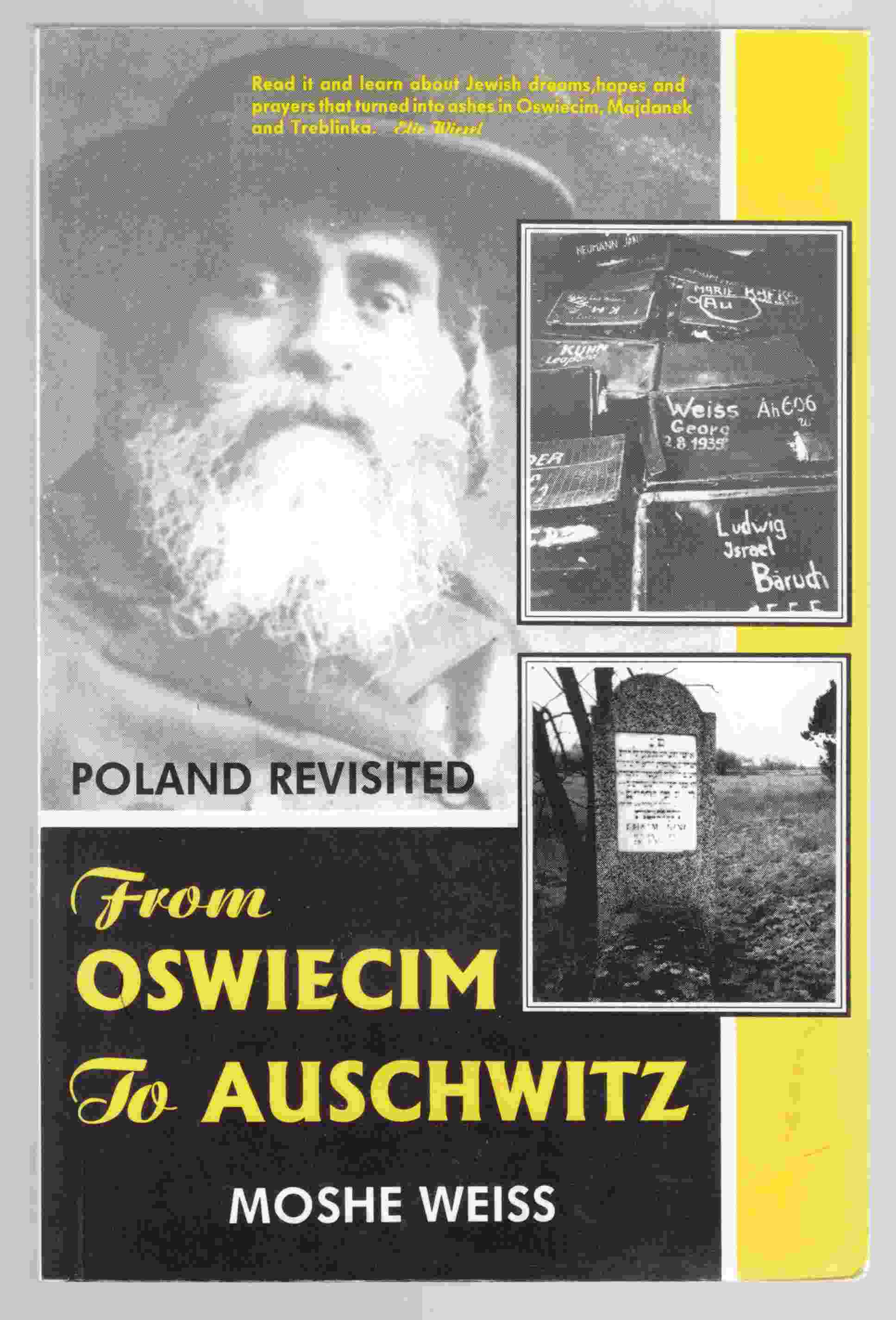 Image for From Oswiecim to Auschwitz: Poland Revisited