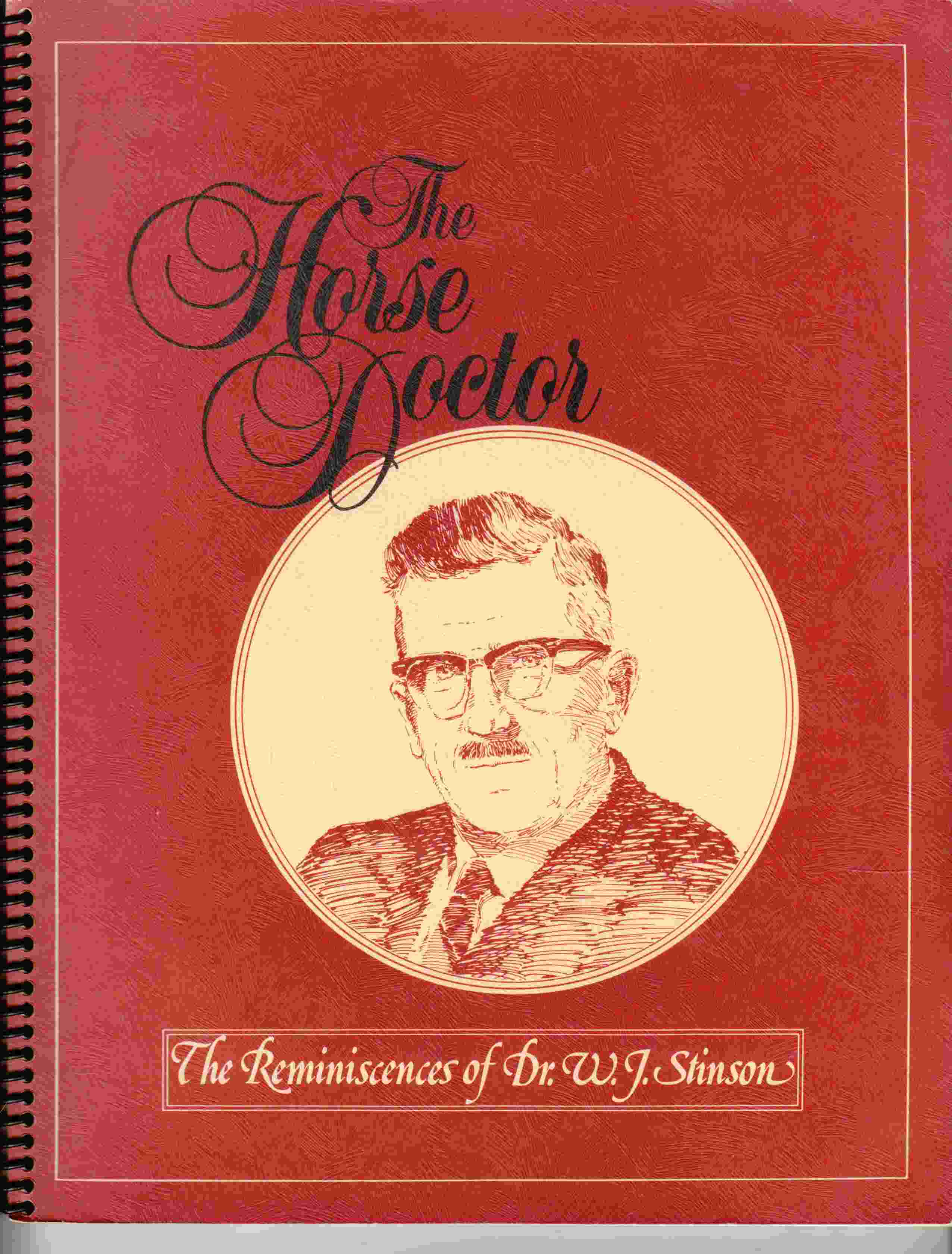 Image for Horse Doctor : The Reminiscences of Dr. W. J. Stinson