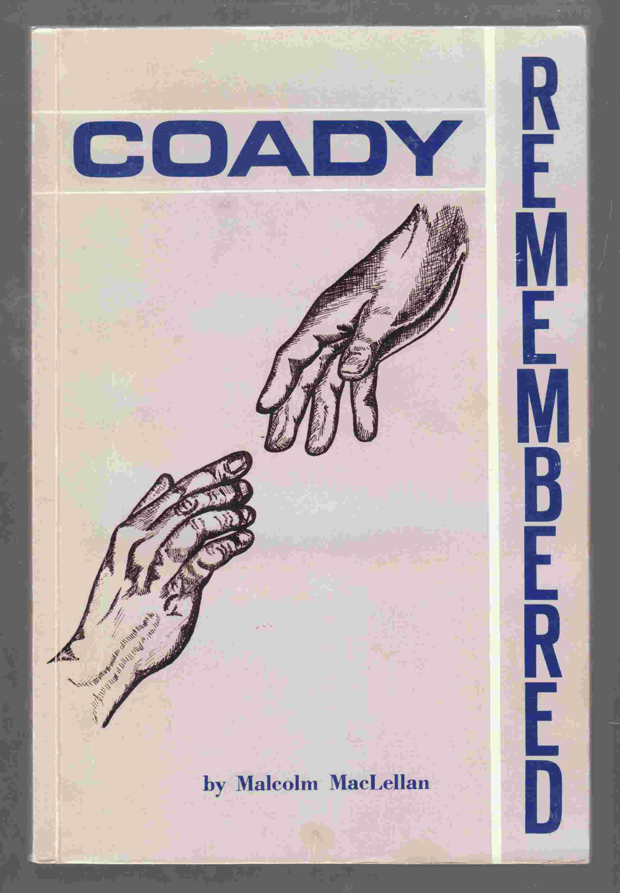 Image for Coady Remembered