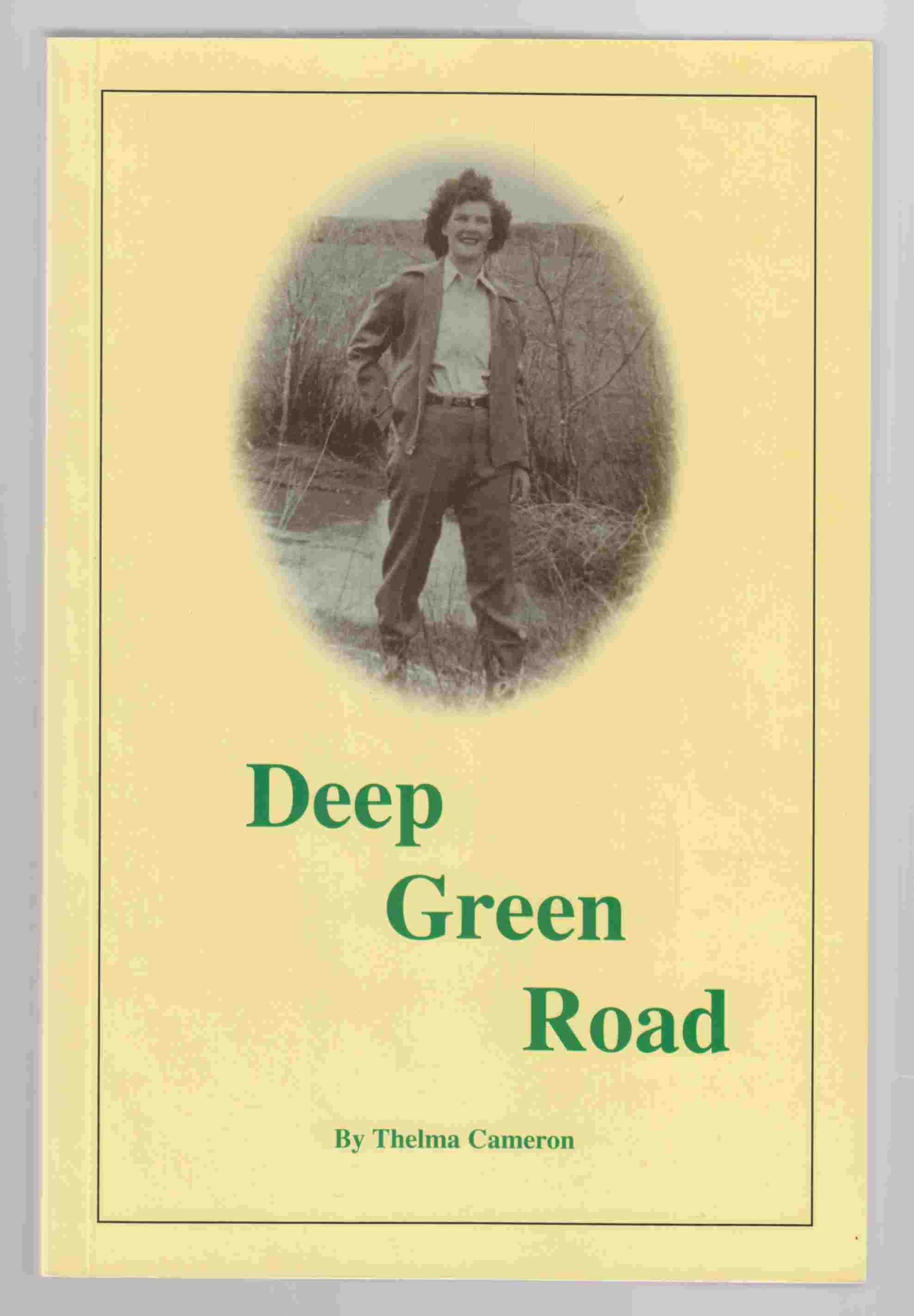 Image for Deep Green Road