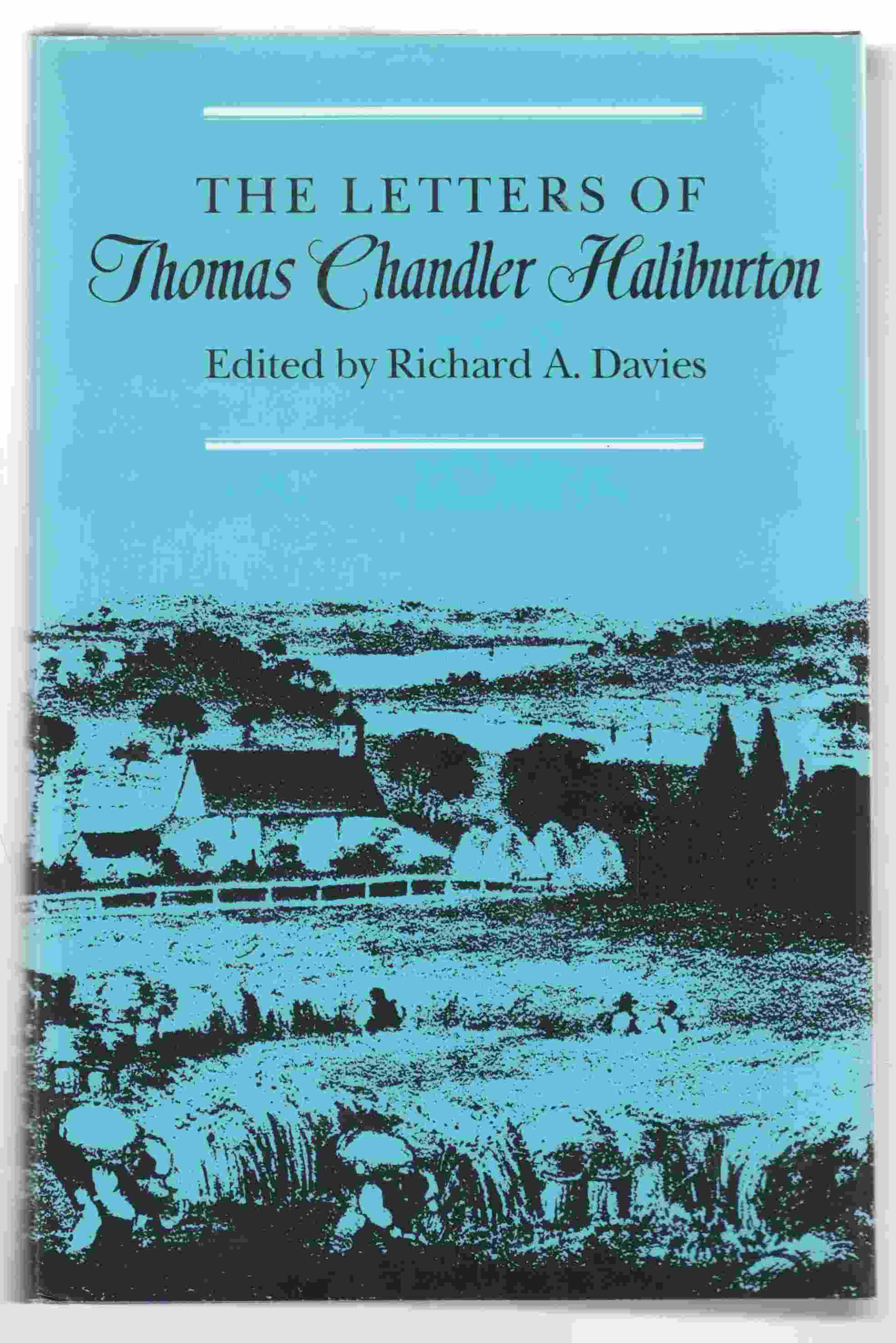 Image for The Letters of Thomas Chandler Haliburton