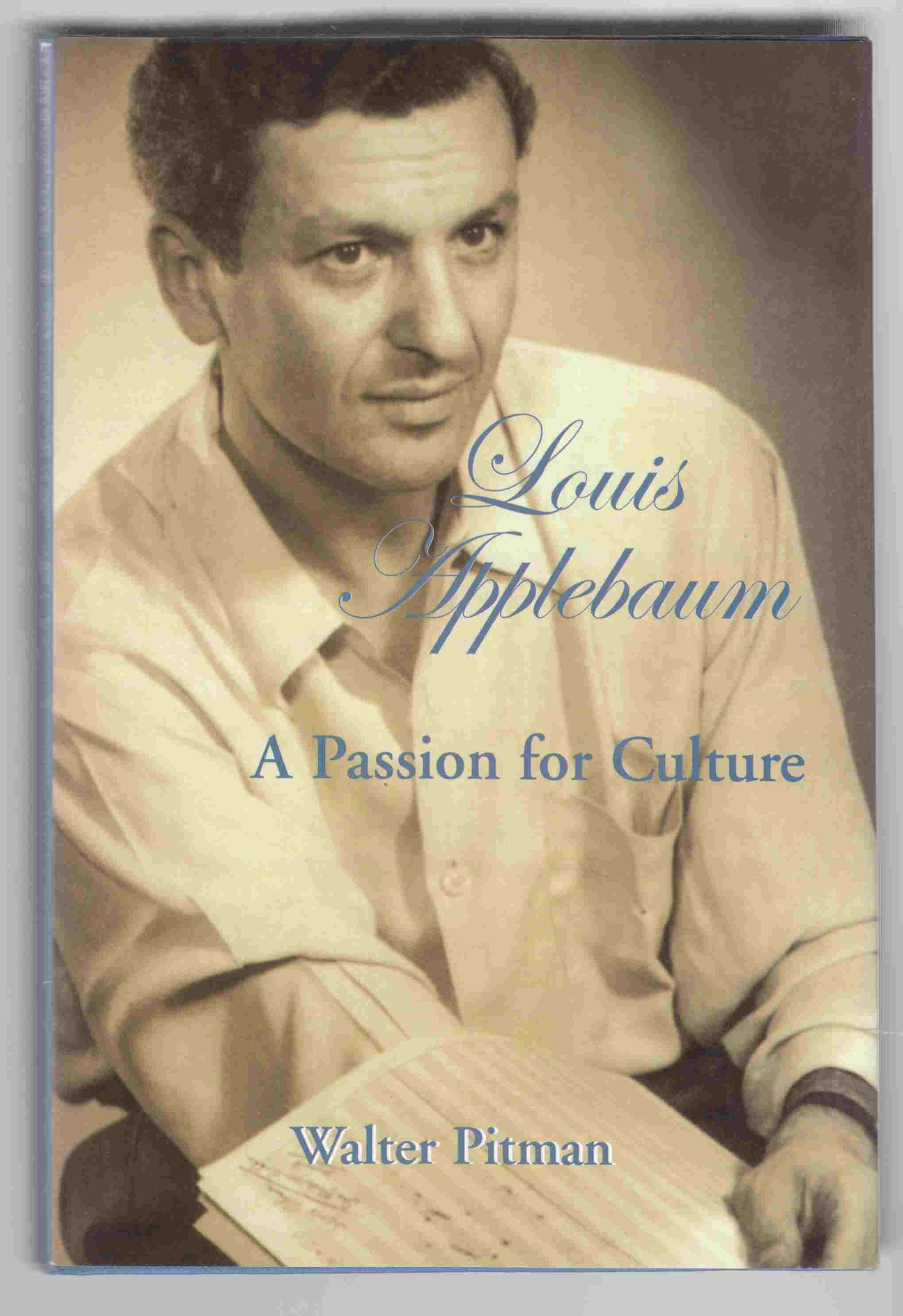 Image for Louis Applebaum A Passion for Culture