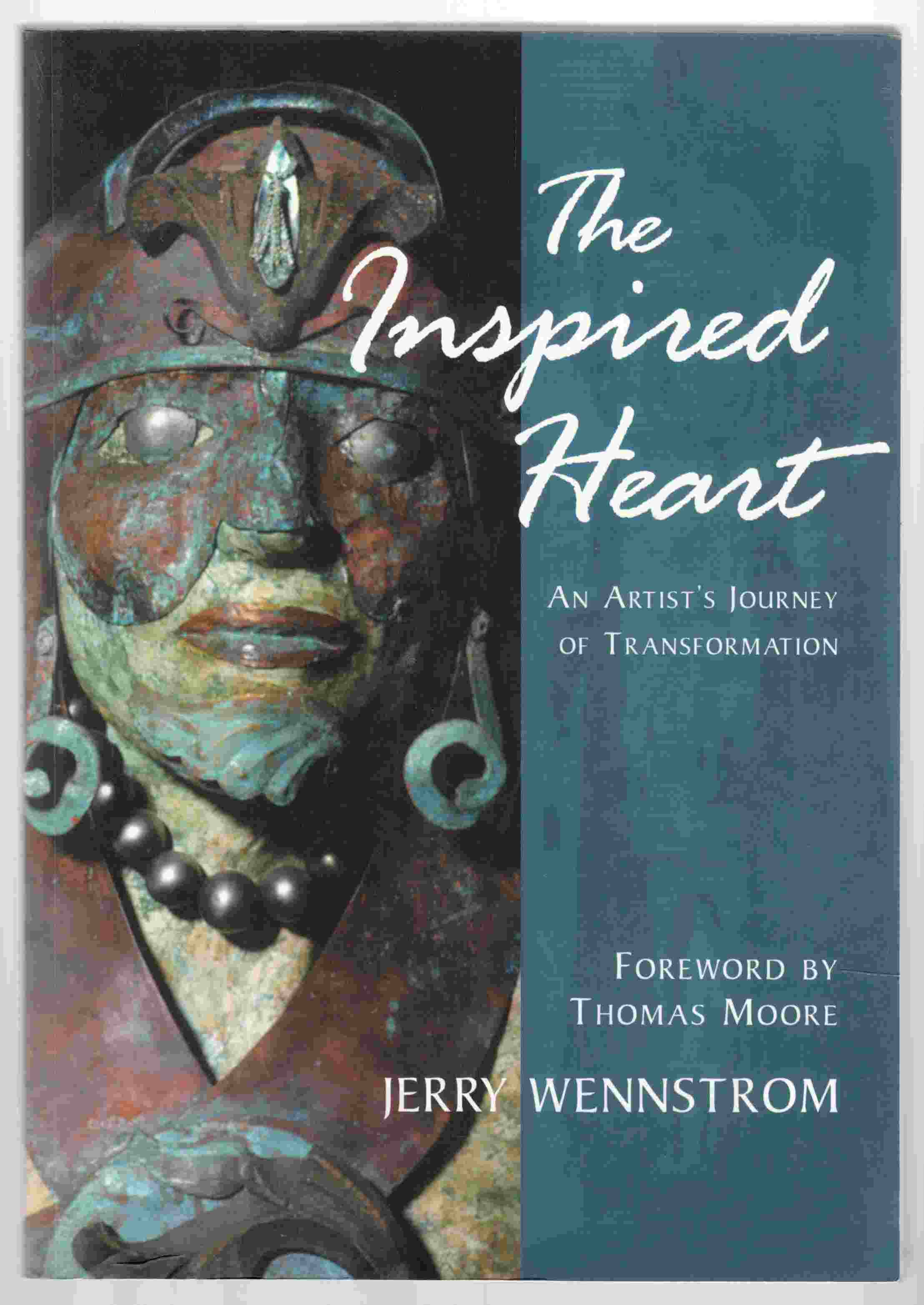Image for The Inspired Heart An Artist's Journey of Transformation
