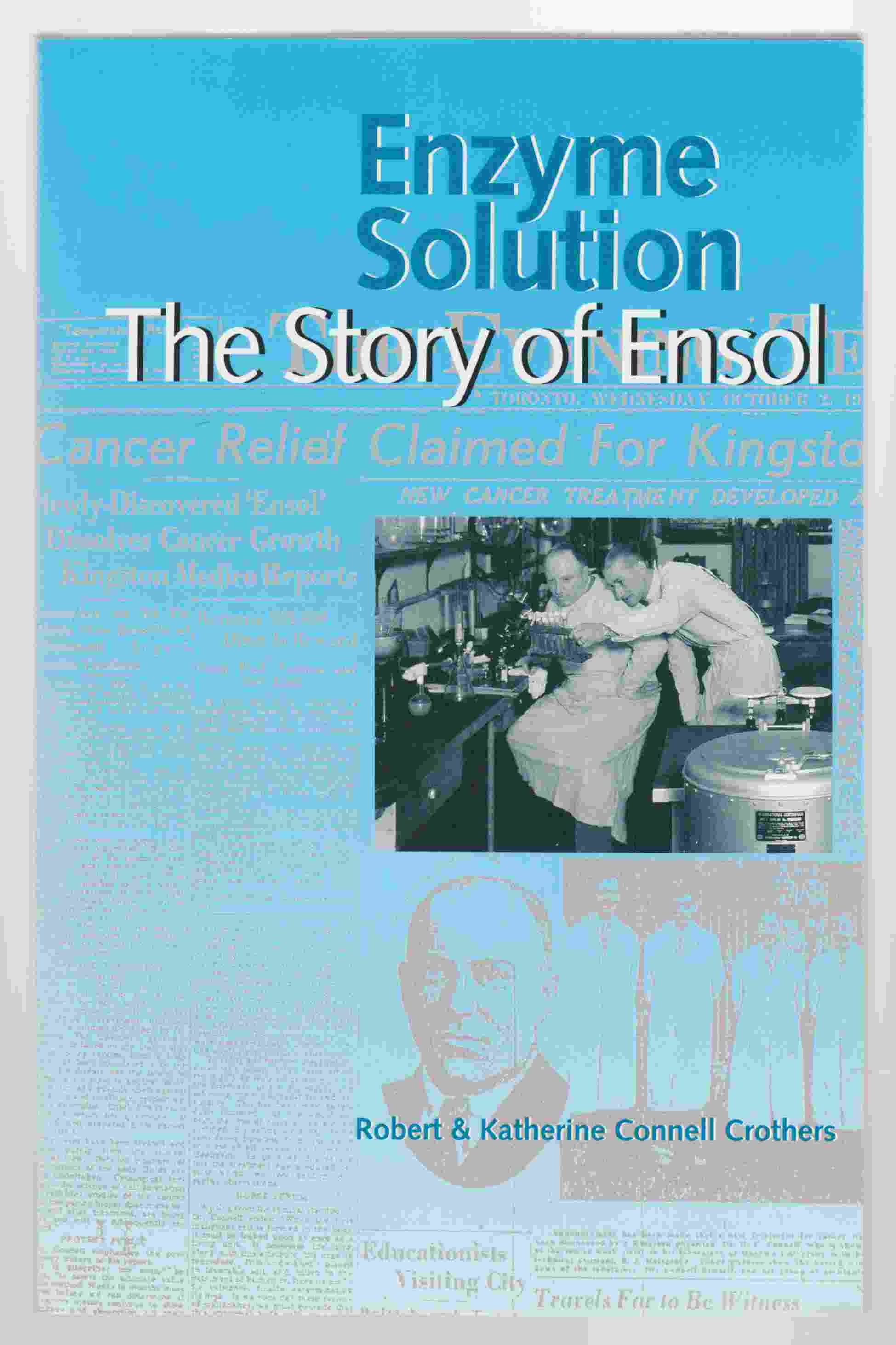 Image for Enzyme Solution The Story of Ensol