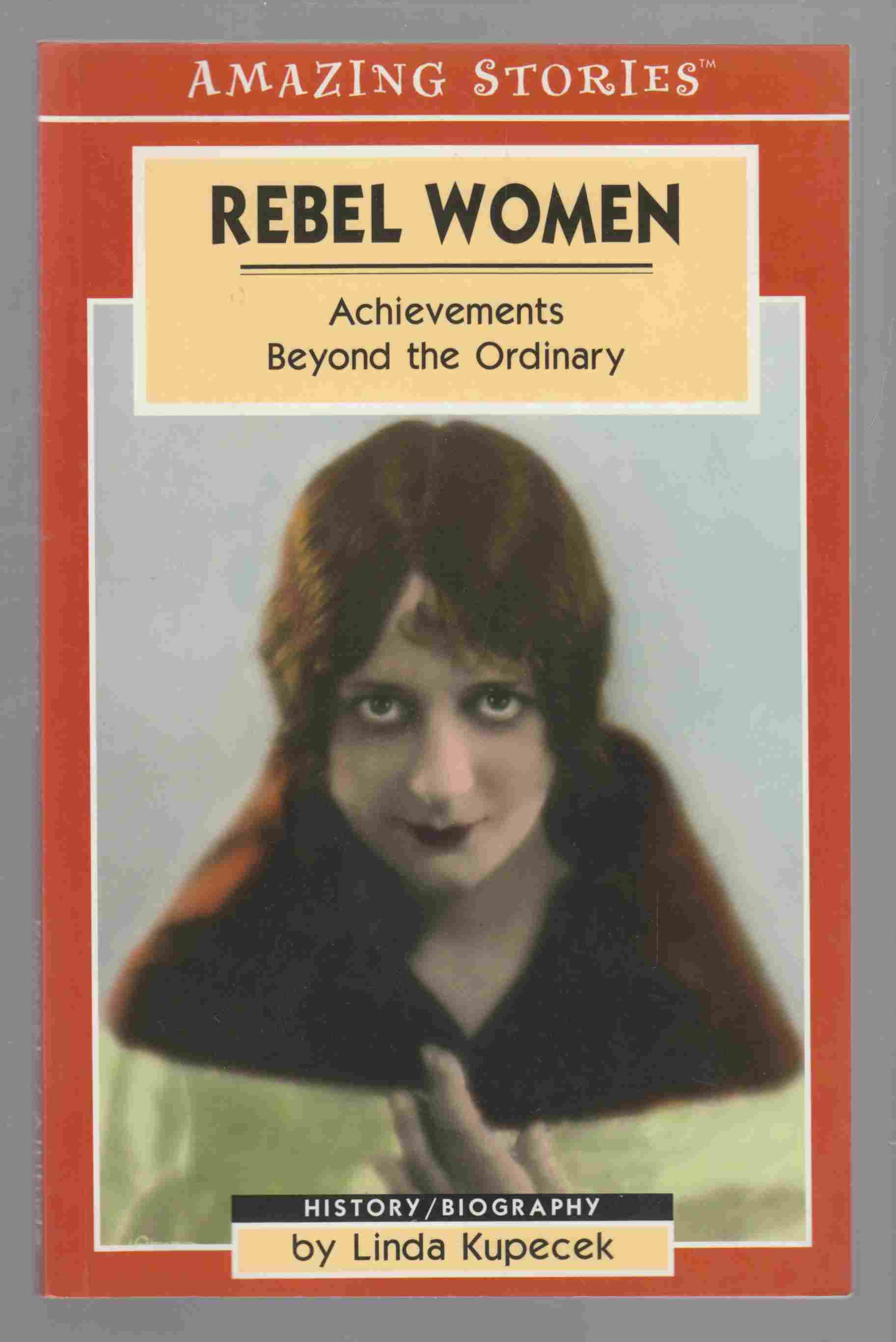 Image for Rebel Women Achievements Beyond the Ordinary
