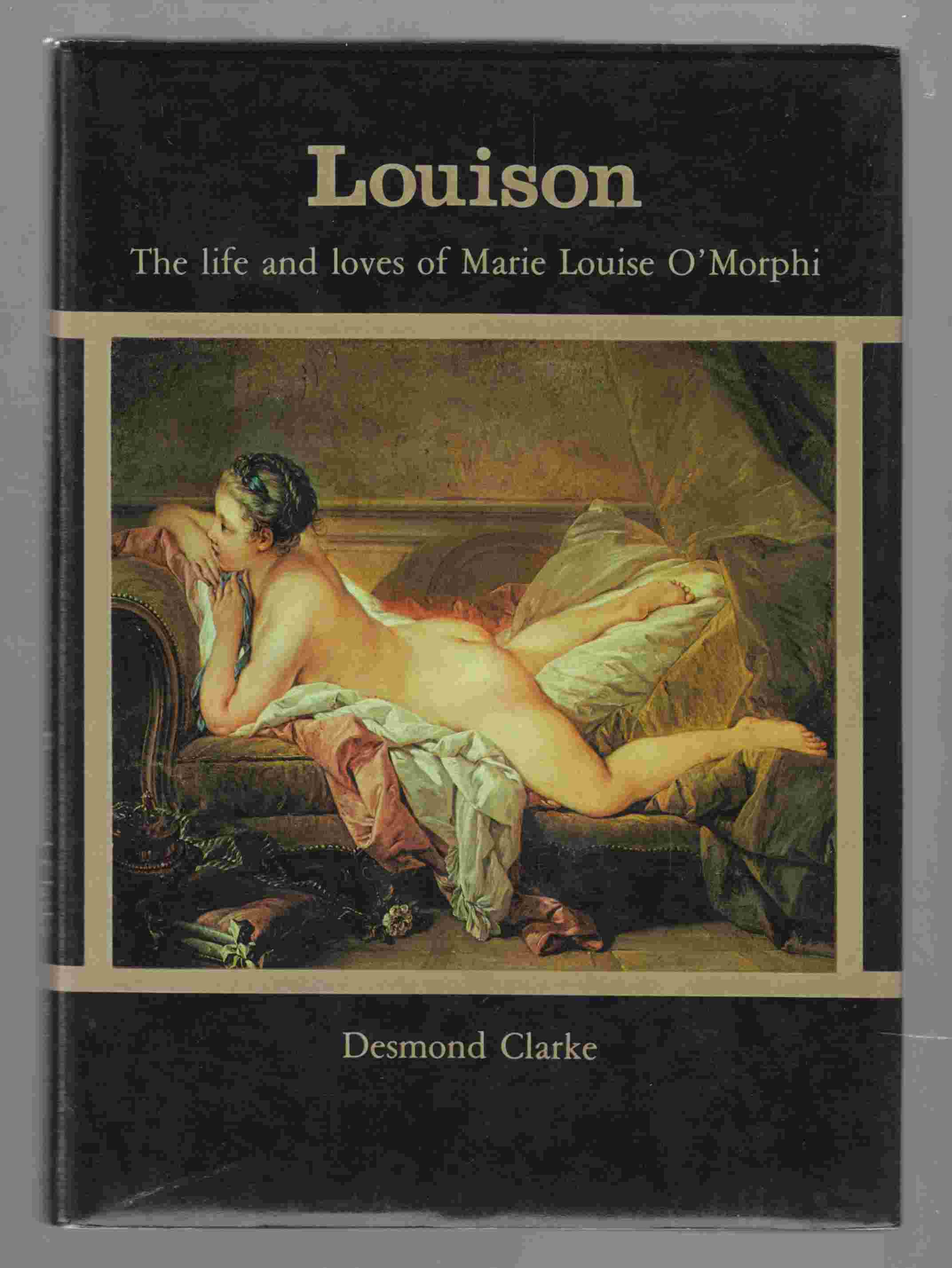 Image for Louison The Life and Loves of Marie Louise O'Morphi