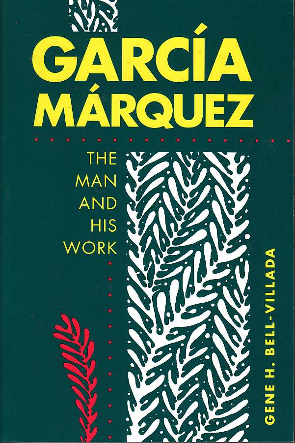 Image for Garcia Marquez The Man and His Work